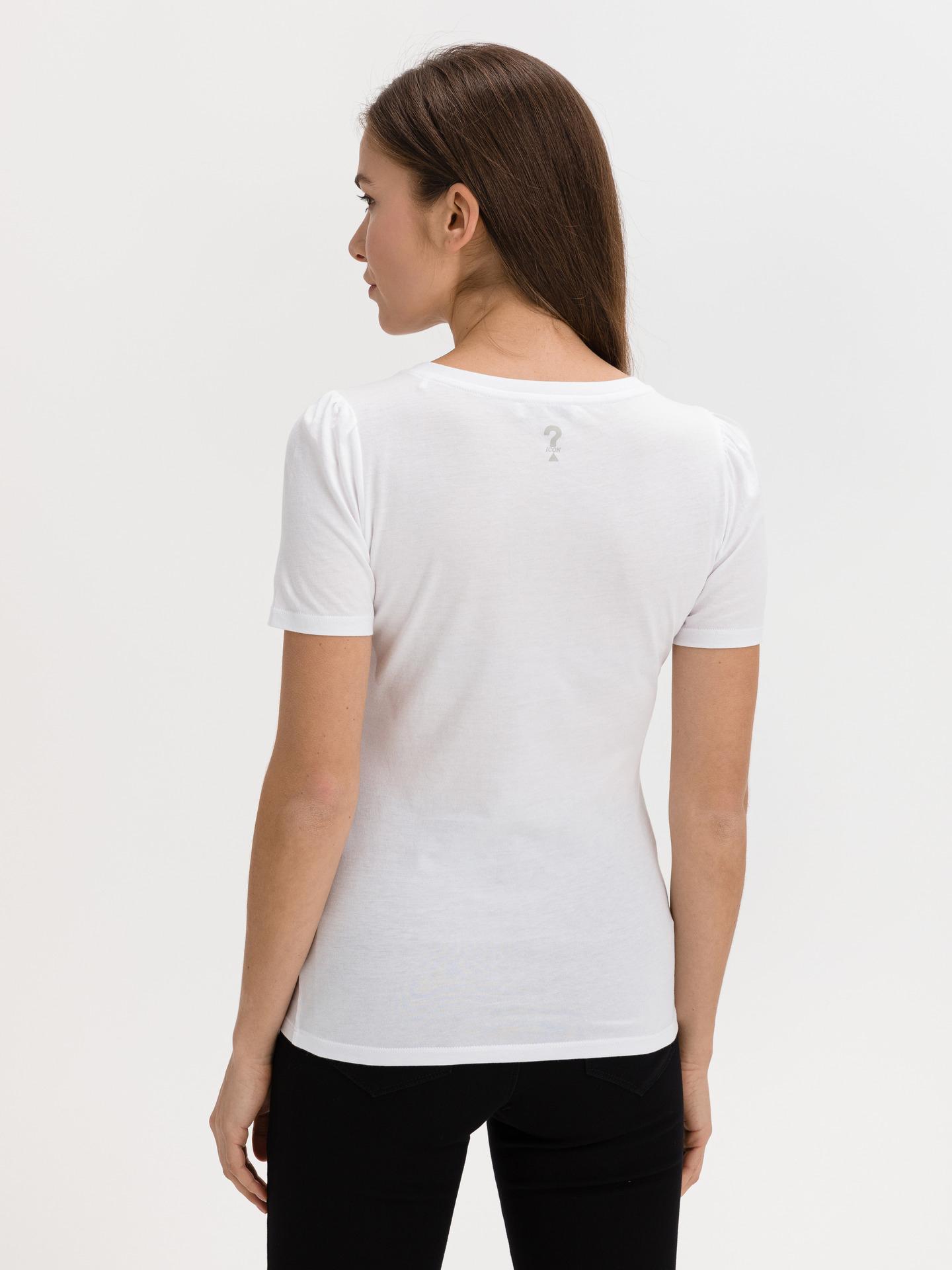 Guess white T-shirt Marisol