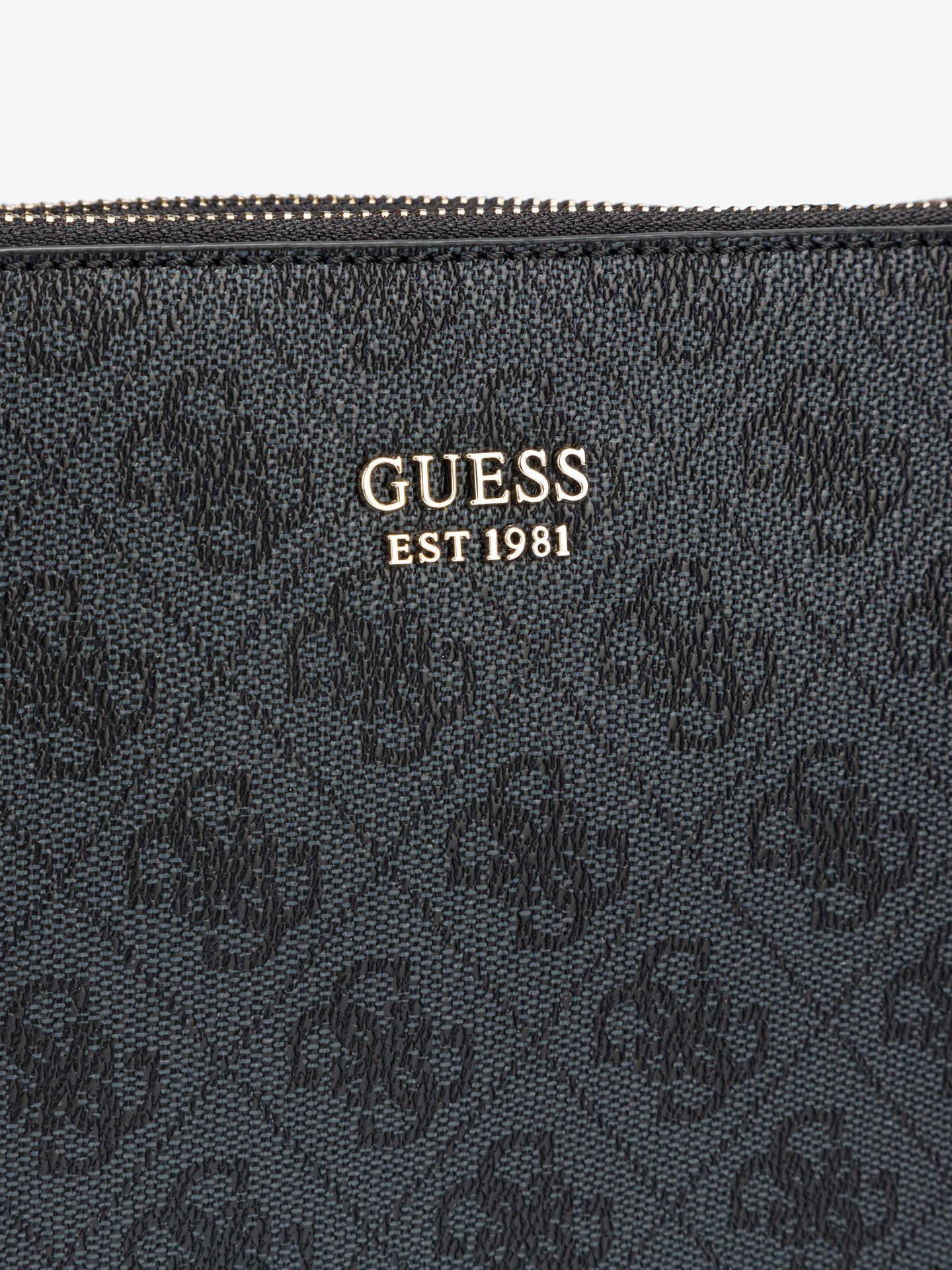 Guess grey crossbody handbag Naya