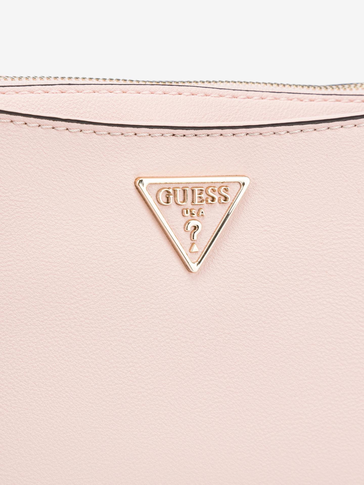 Guess pink crossbody handbag Ambrose
