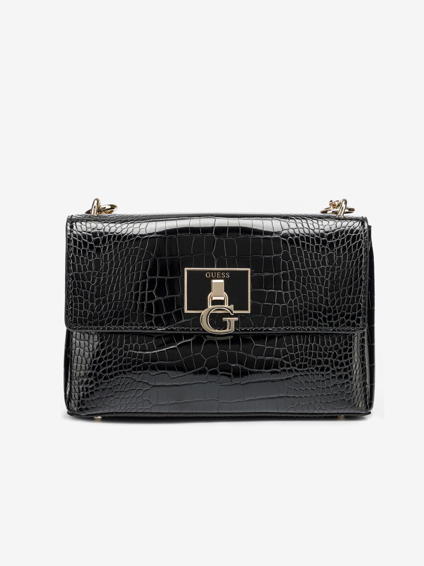 Guess black crossbody handbag Carabel