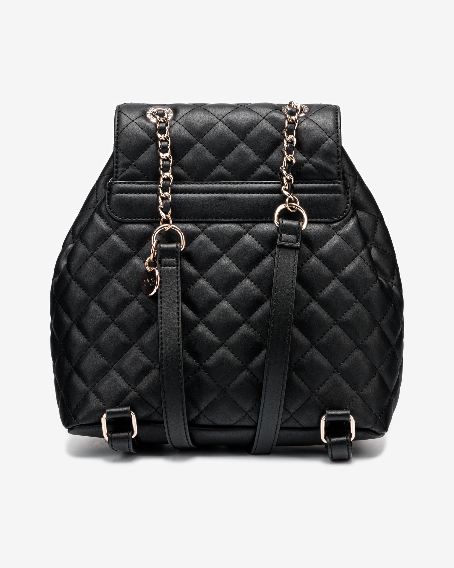 Guess black backpack Illy