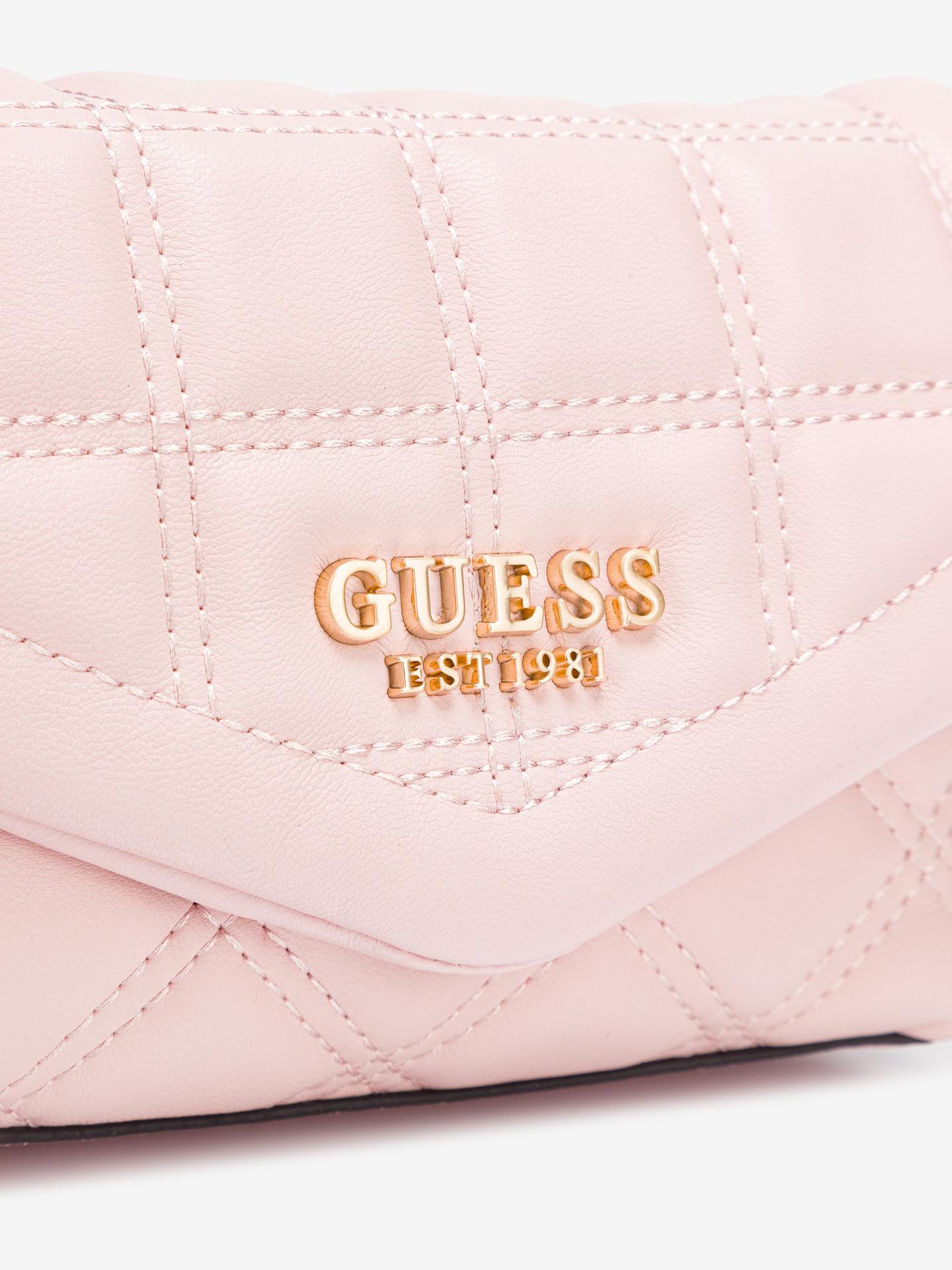 Guess pink bum bag Kamina