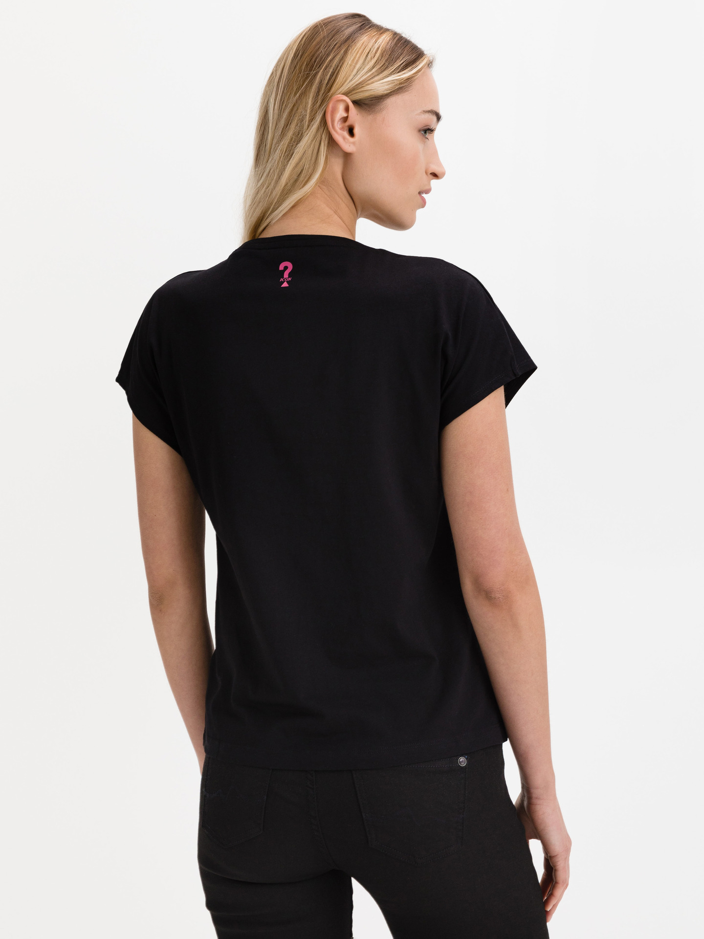 Guess black T-shirt Tonya