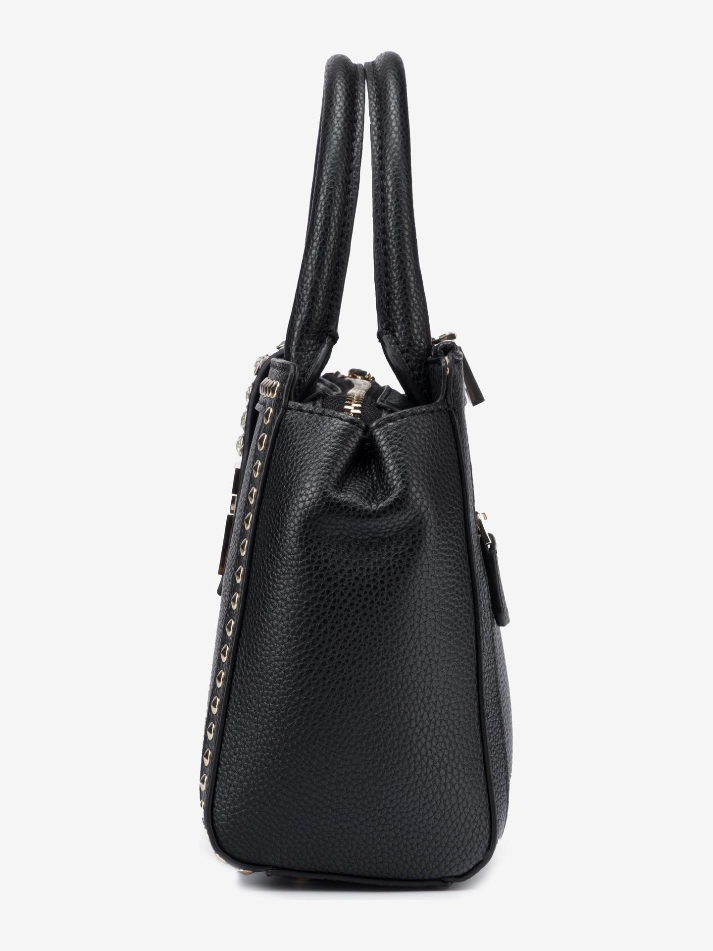 Guess black handbag Bling Society