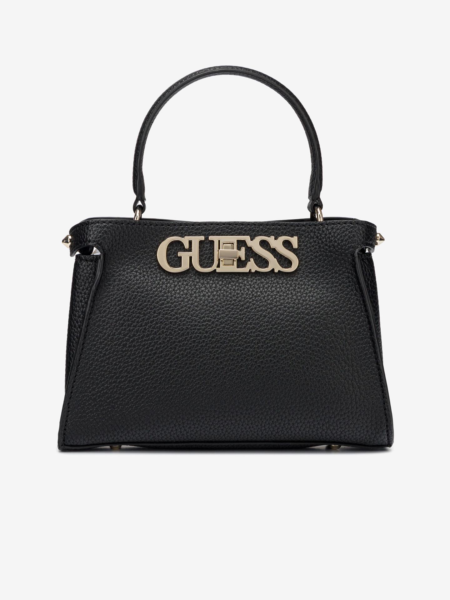 Guess black handbag Uptown Chic Small