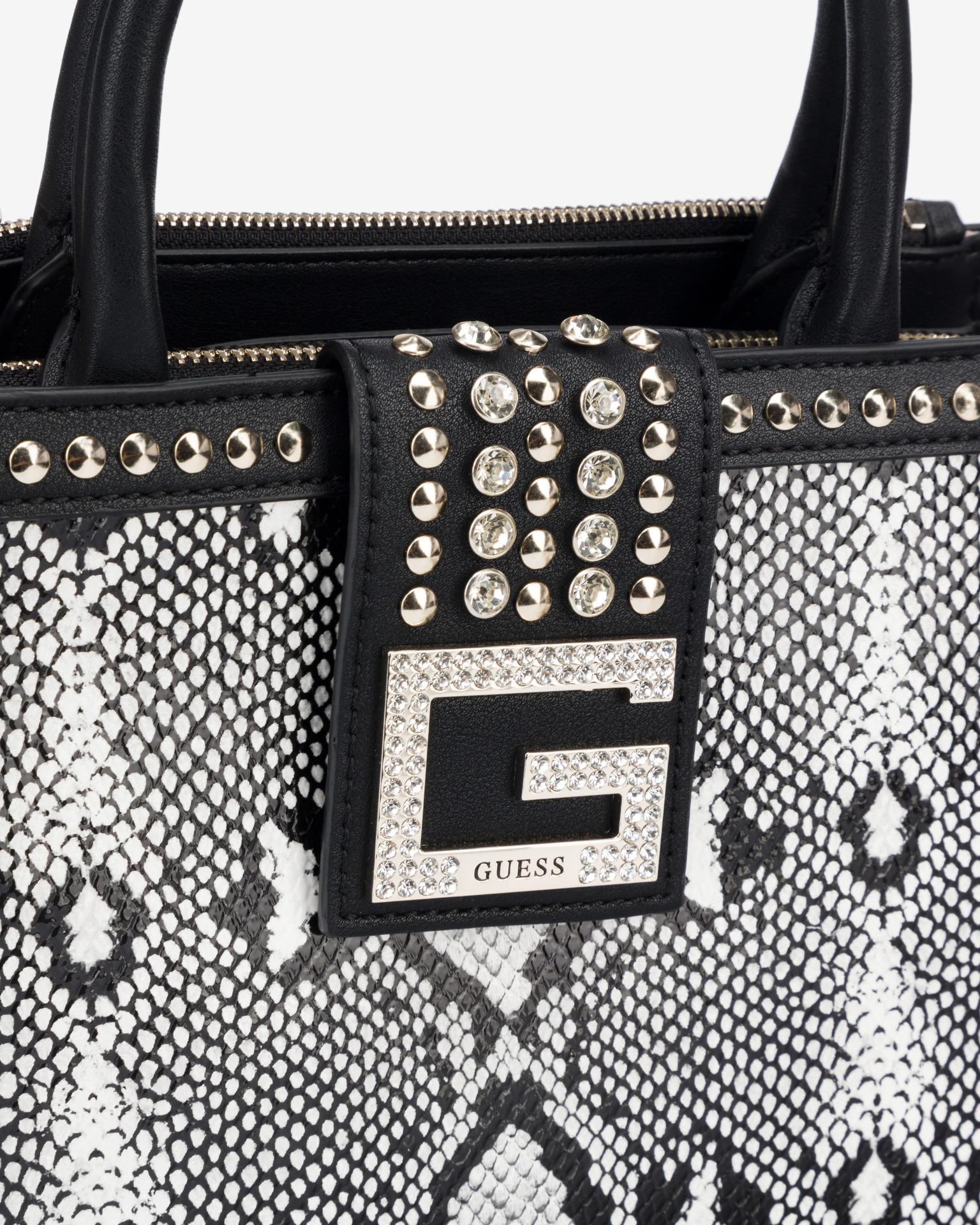 Guess black handbag Bling
