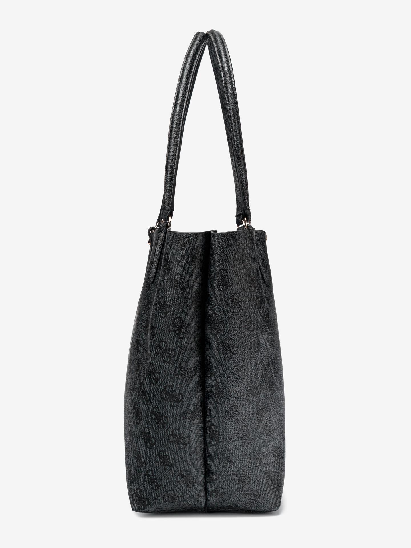 Guess black handbag Alby