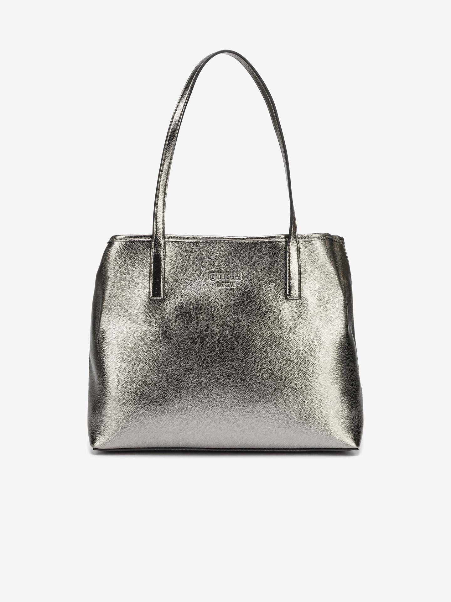 Guess silver handbag Vikky