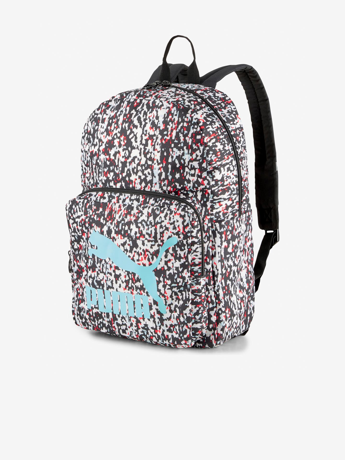 Puma purple backpack Originals Urban