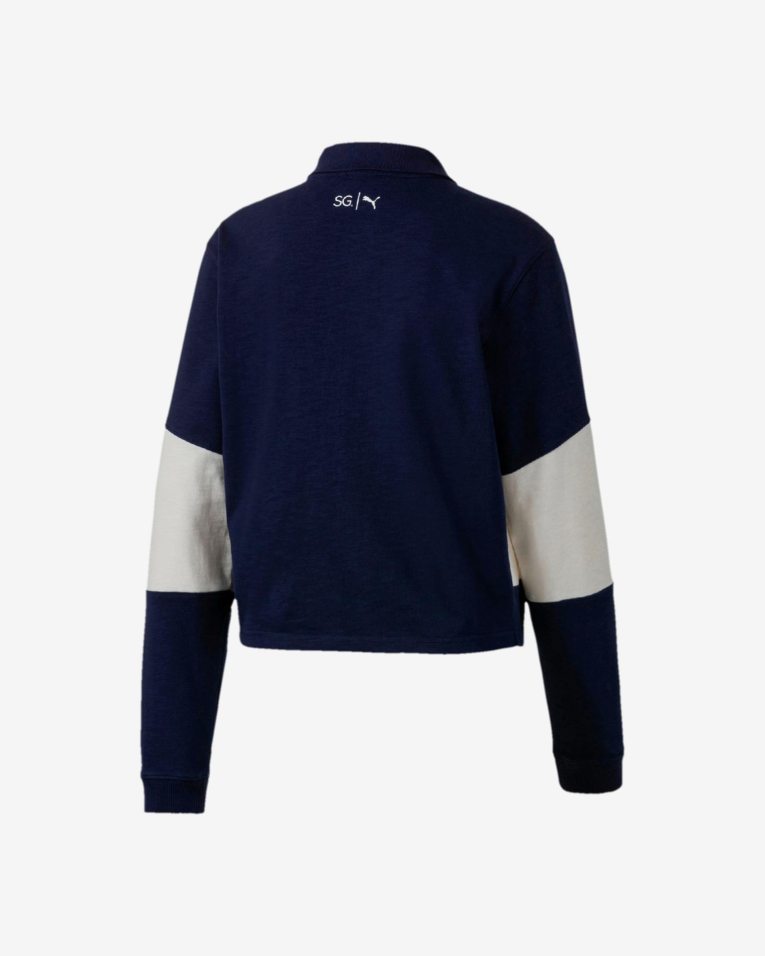 Puma Women's t-shirt blue  Gomez