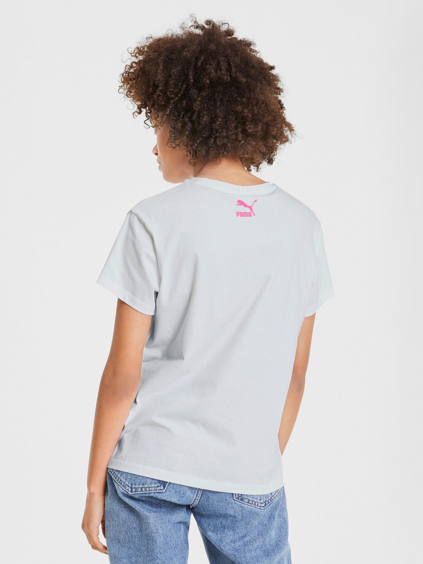 Puma white women´s T-shirt Sport