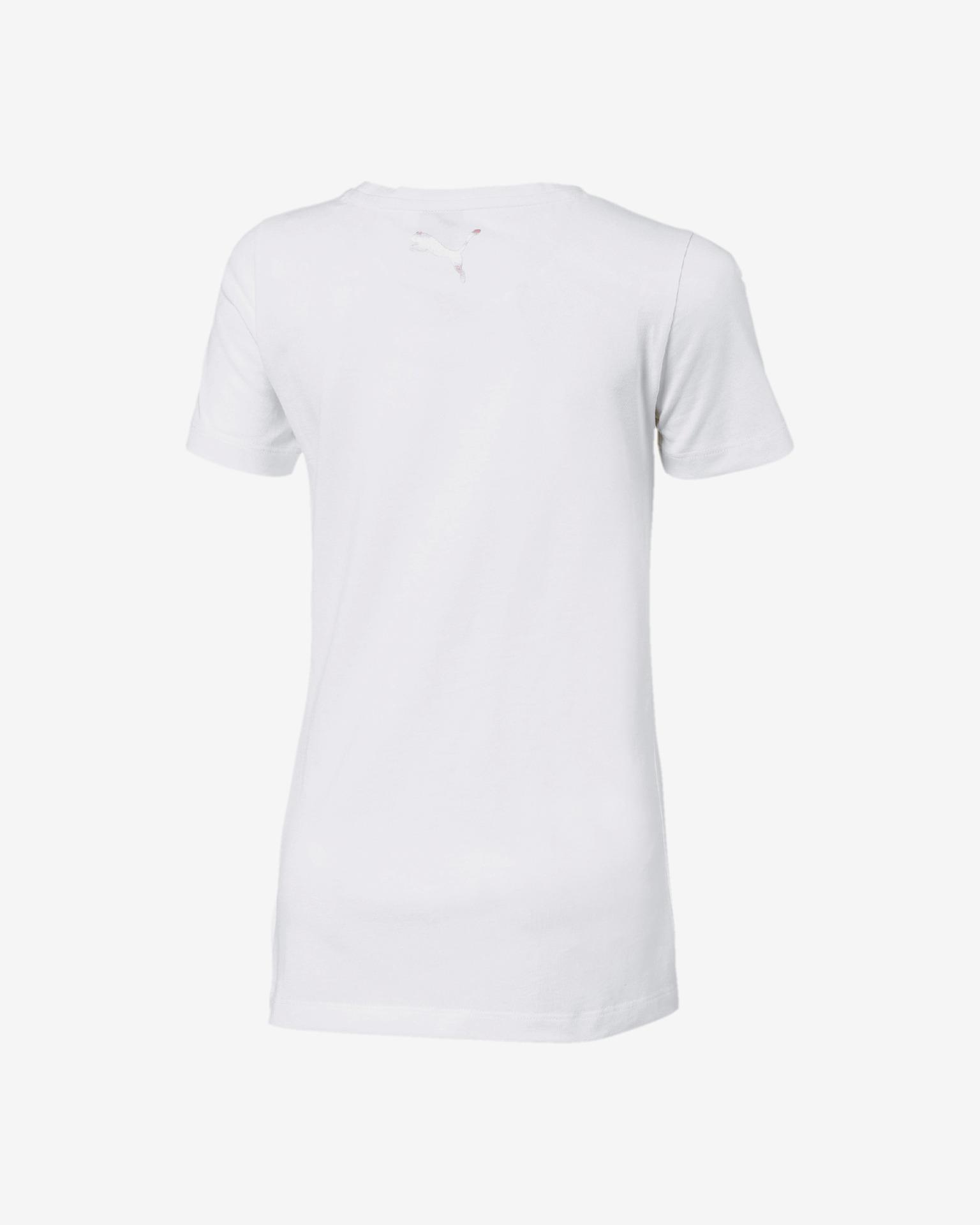 Puma Boys t-shirt white