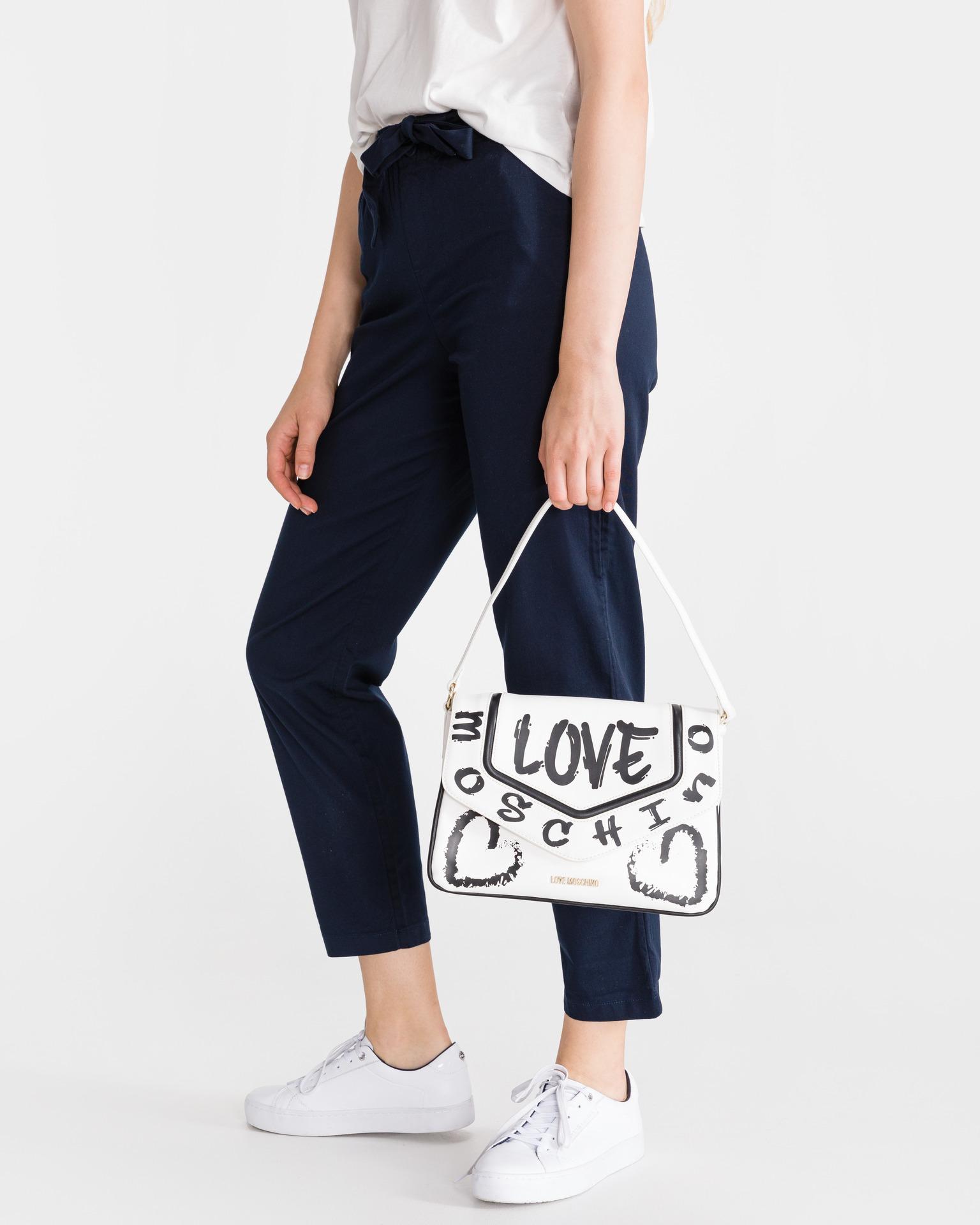 Love Moschino Handbag White