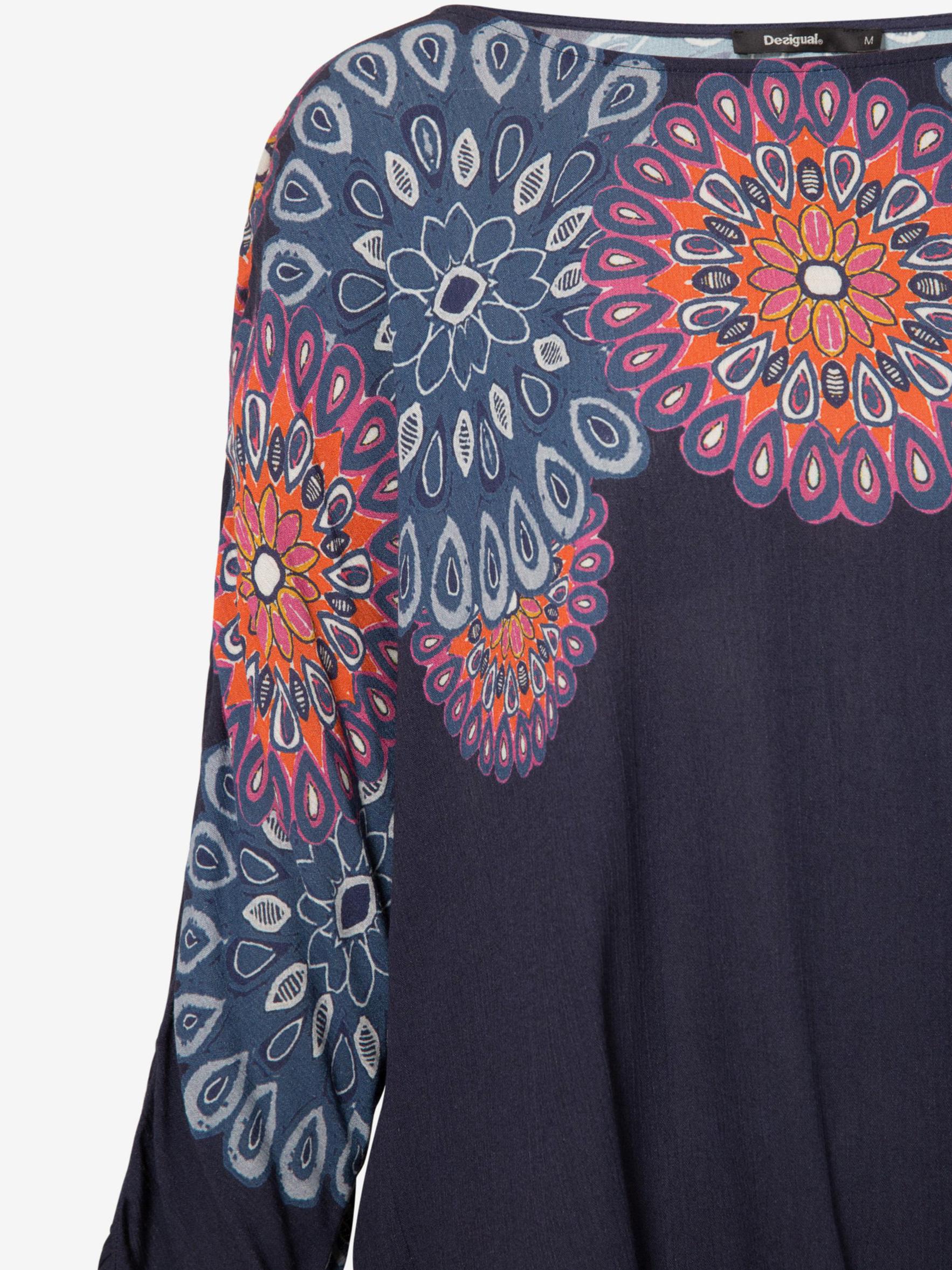 Desigual Women's blouse blue Top