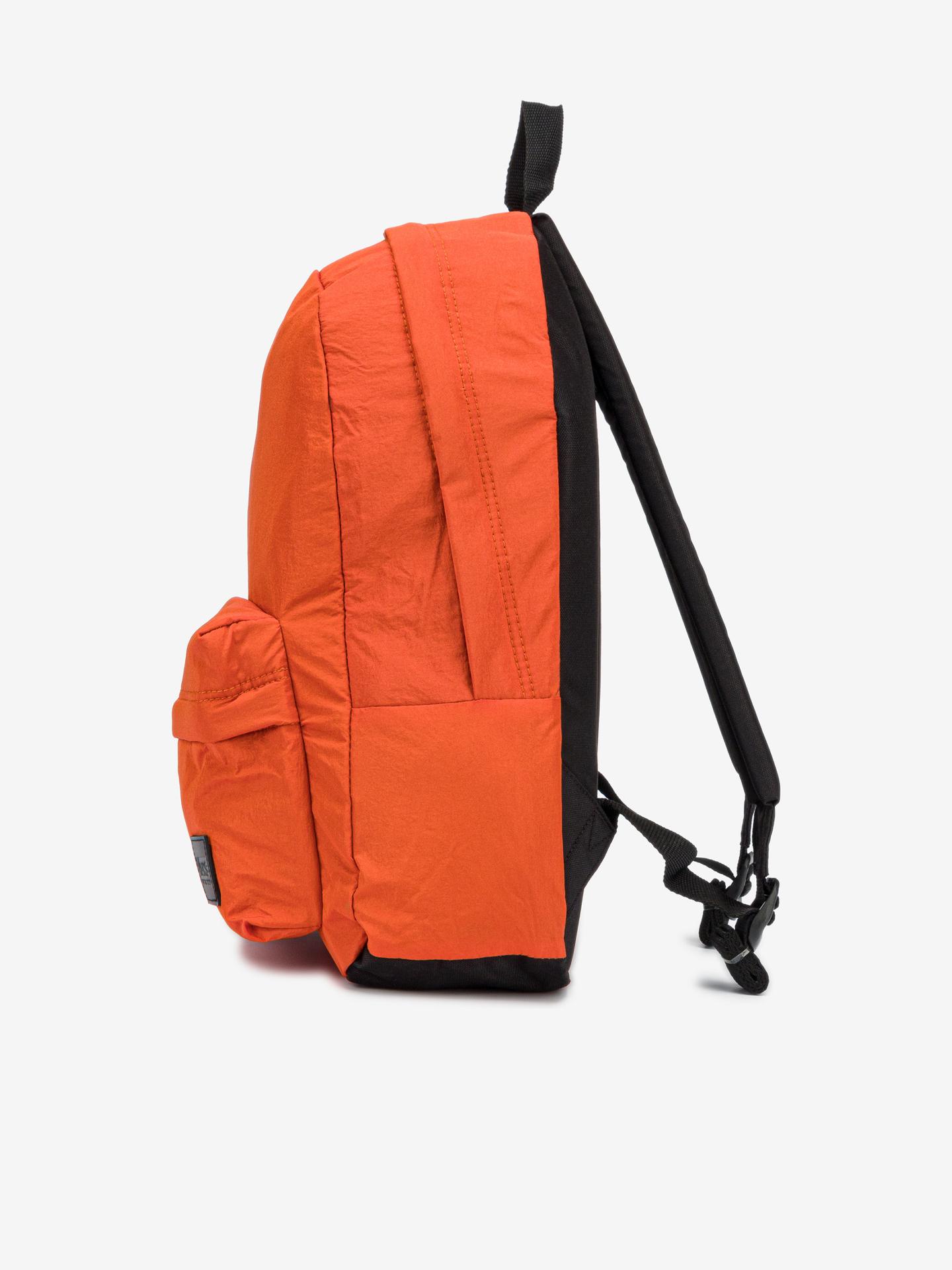 Vans orange backpack