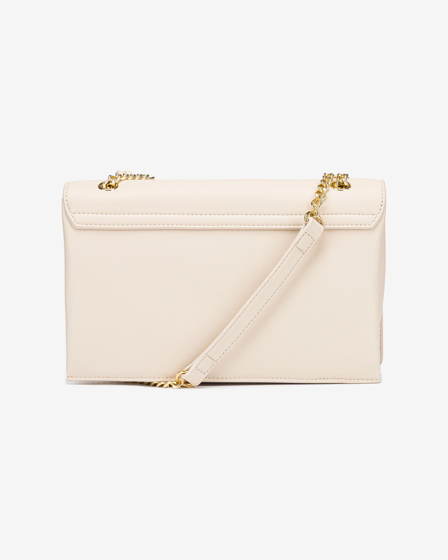 Love Moschino Cross body bag White Beige