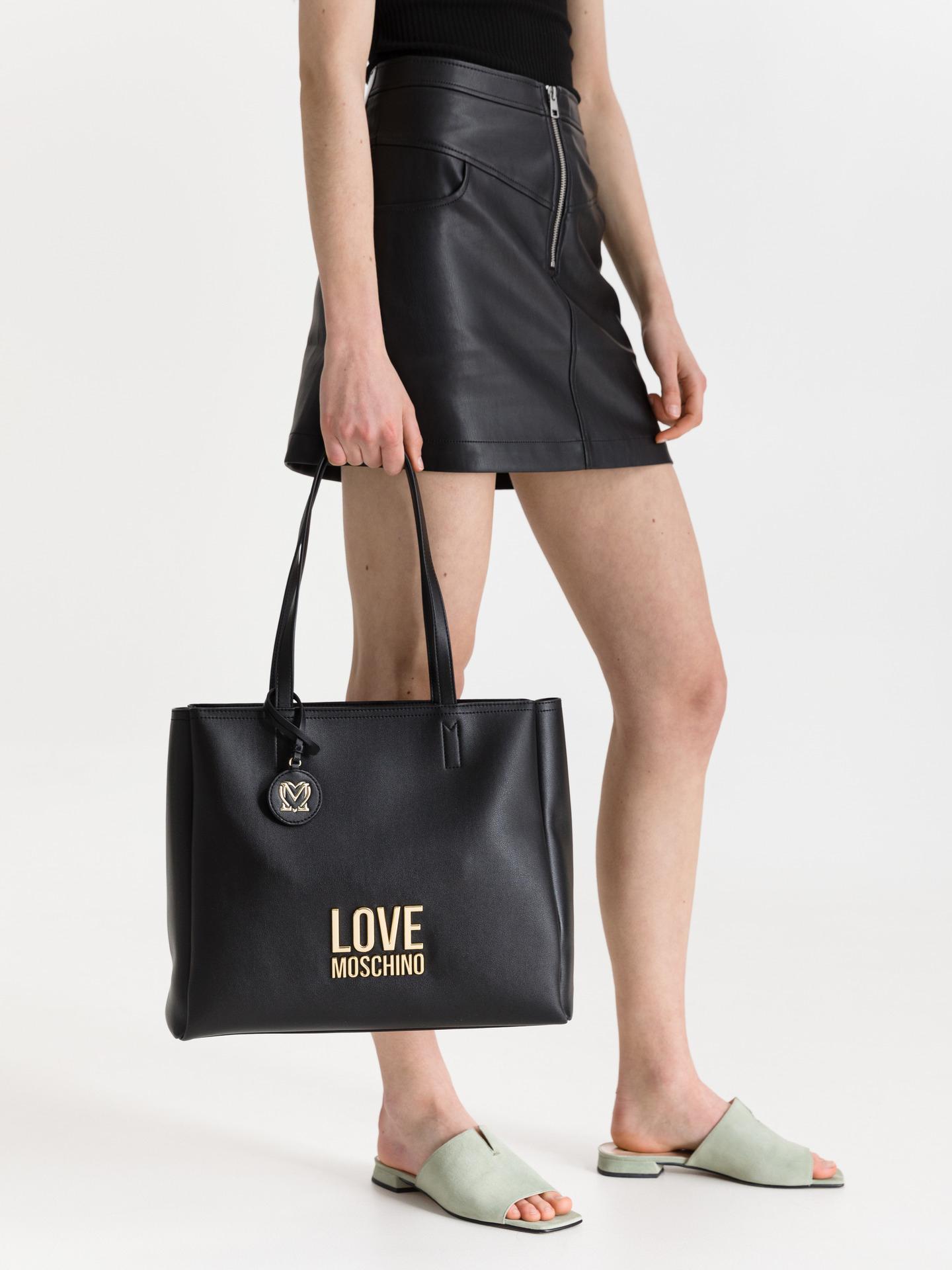 Love Moschino black handbag