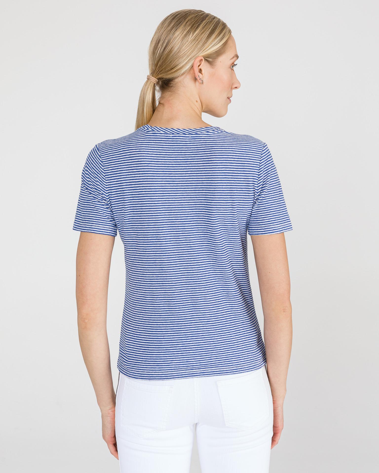 Scotch & Soda Women's t-shirt blue