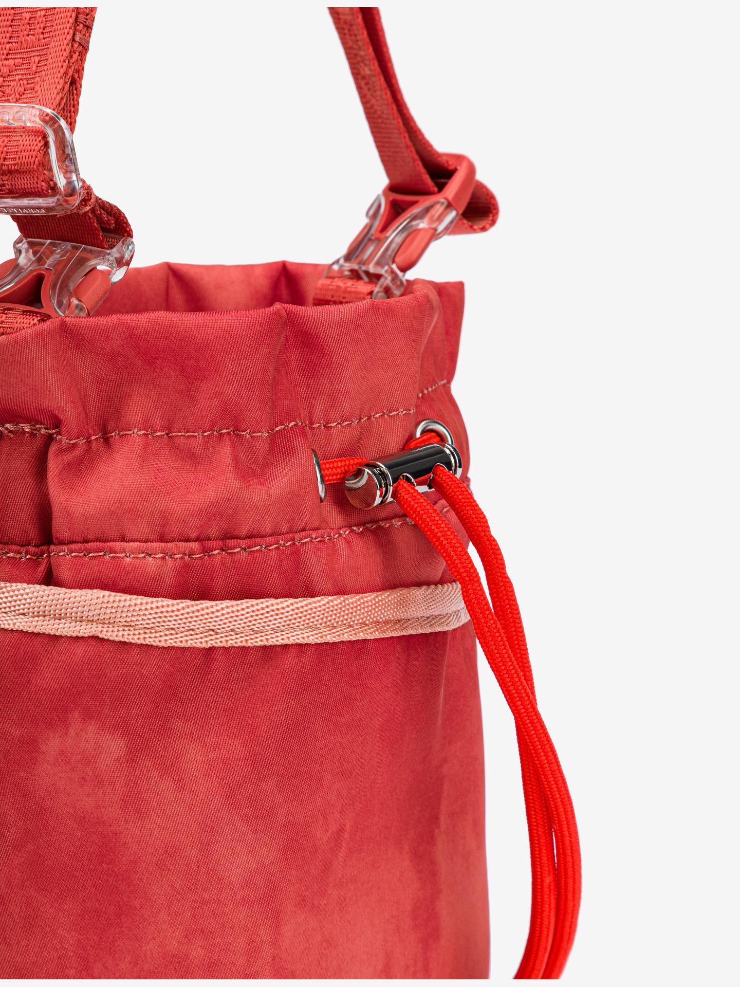 Converse red crossbody bag Mini Bucket