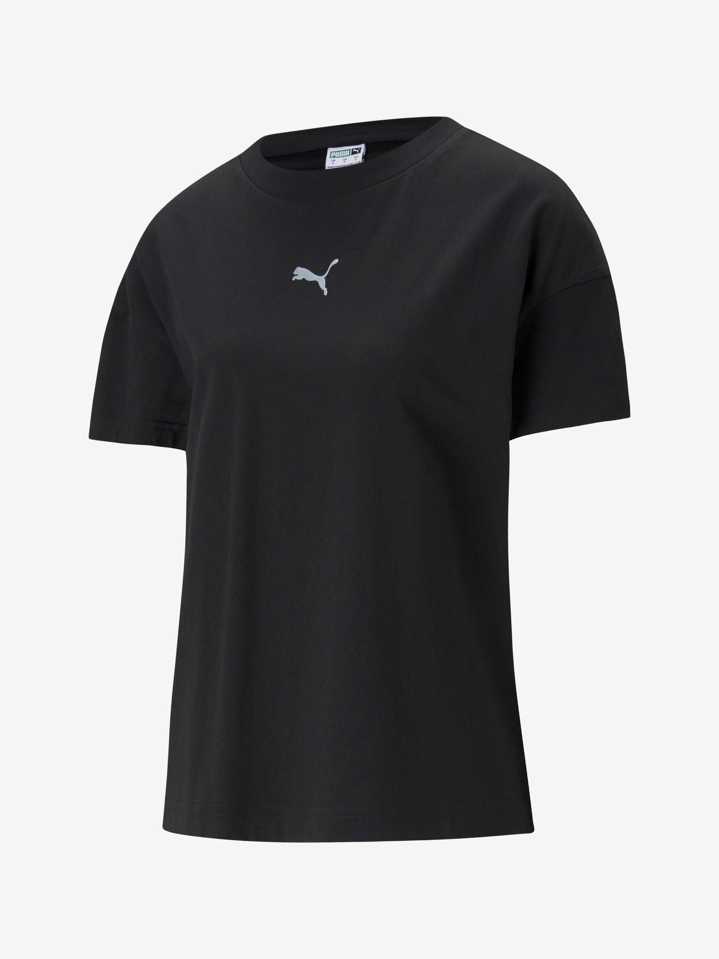 Puma Evide Graphic T-shirt Black
