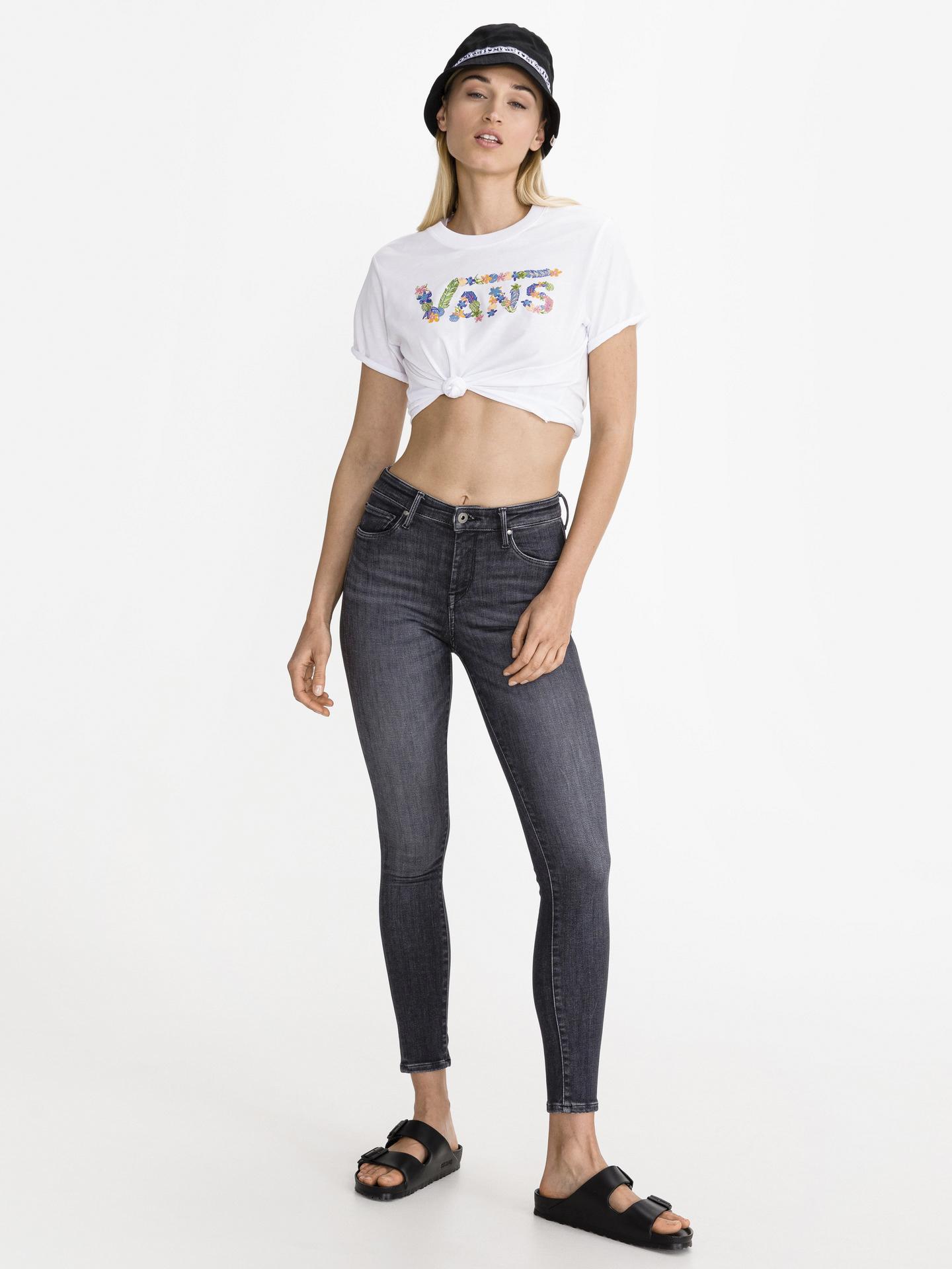 Vans white T-shirt Zen Patio