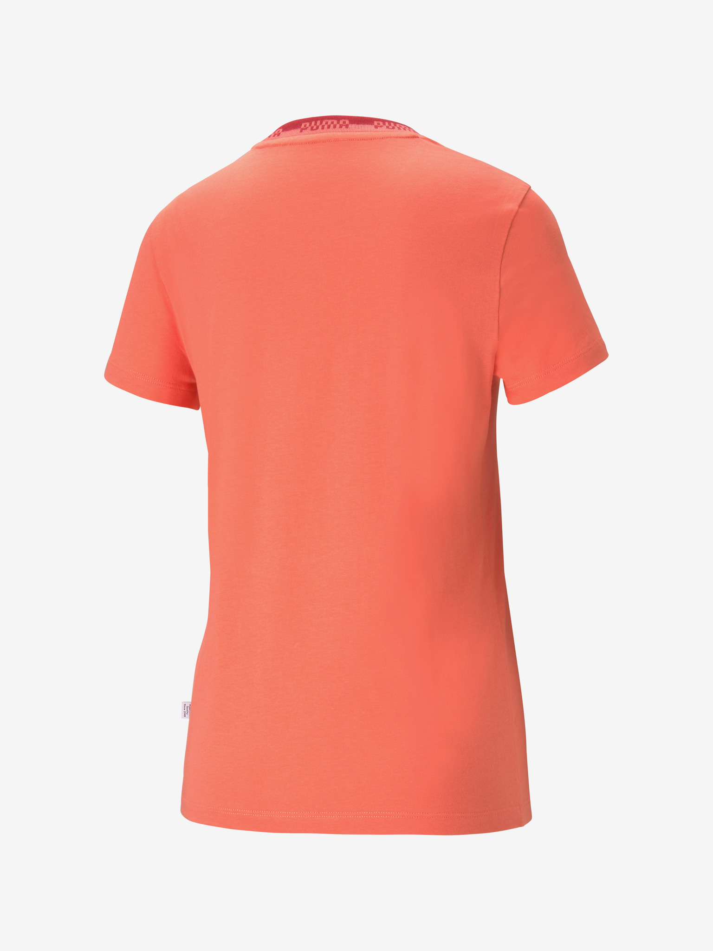 Puma Amplified T-shirt Orange