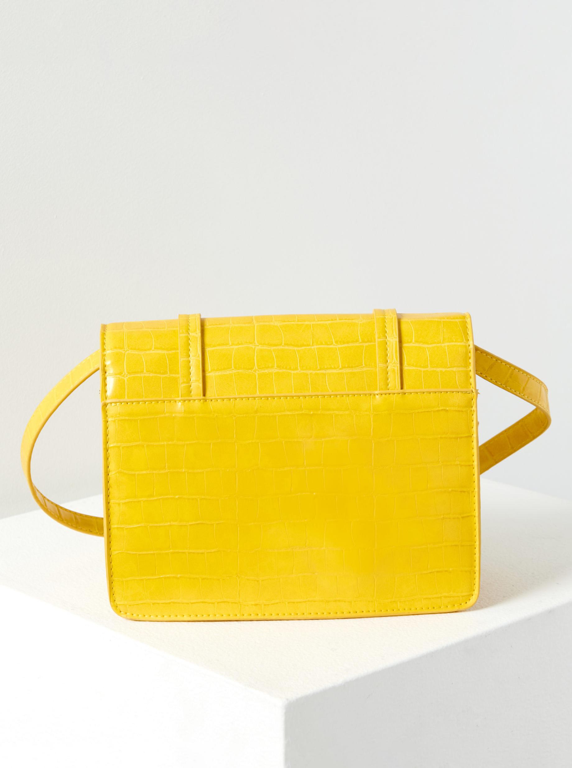 CAMAIEU Women's bag yellow