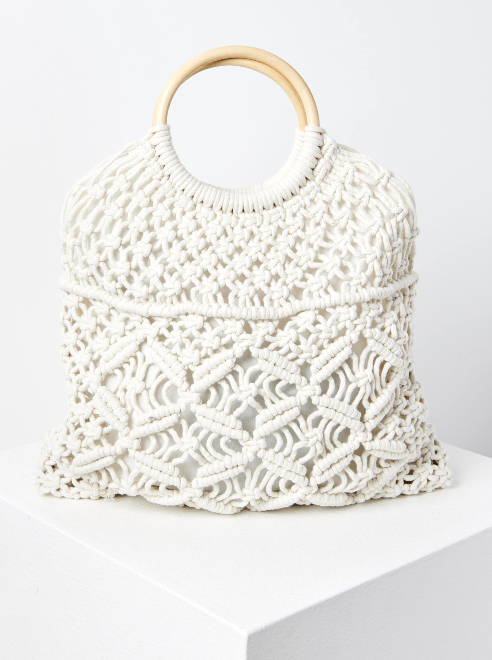CAMAIEU Women's bag white