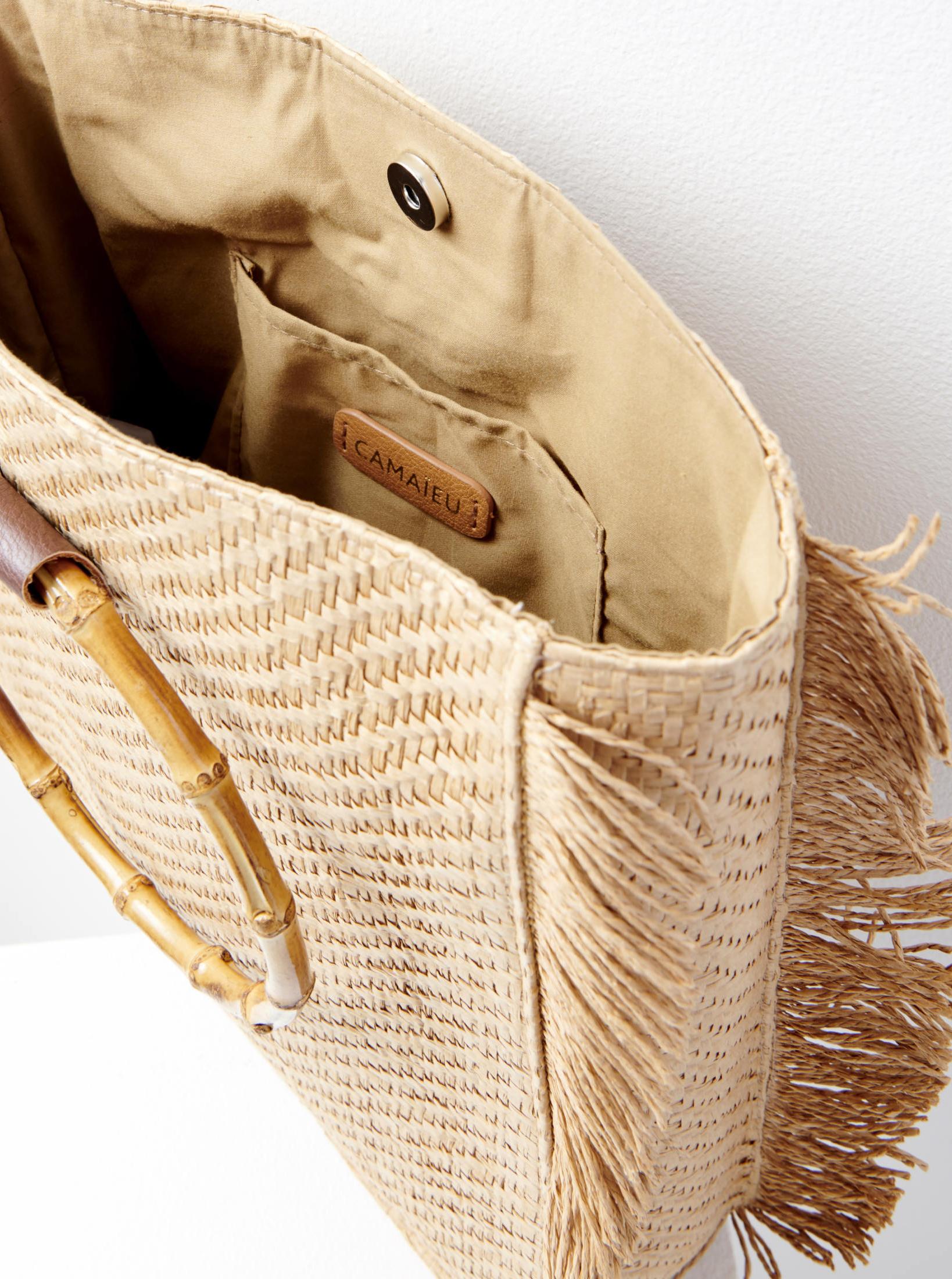CAMAIEU Women's bag beige