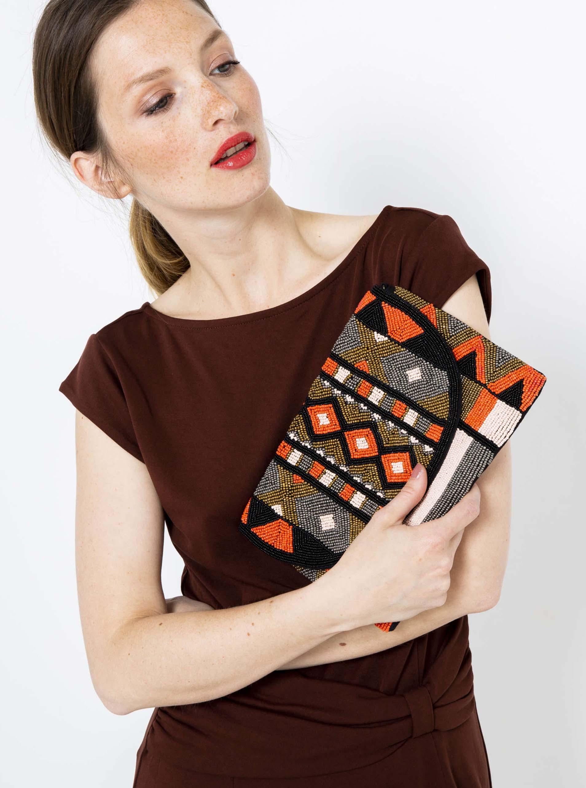 CAMAIEU Women's bag orange
