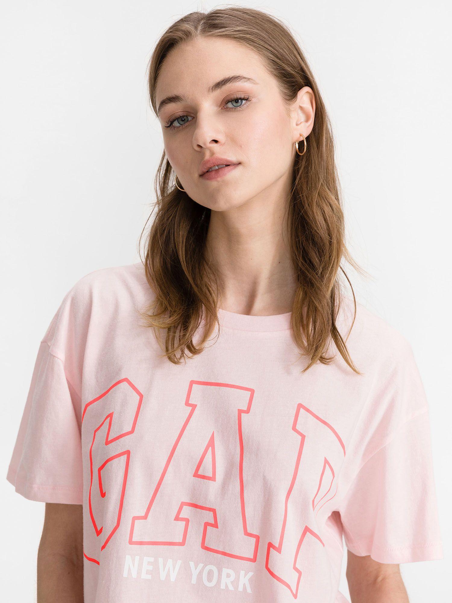 GAP New York T-shirt Pink
