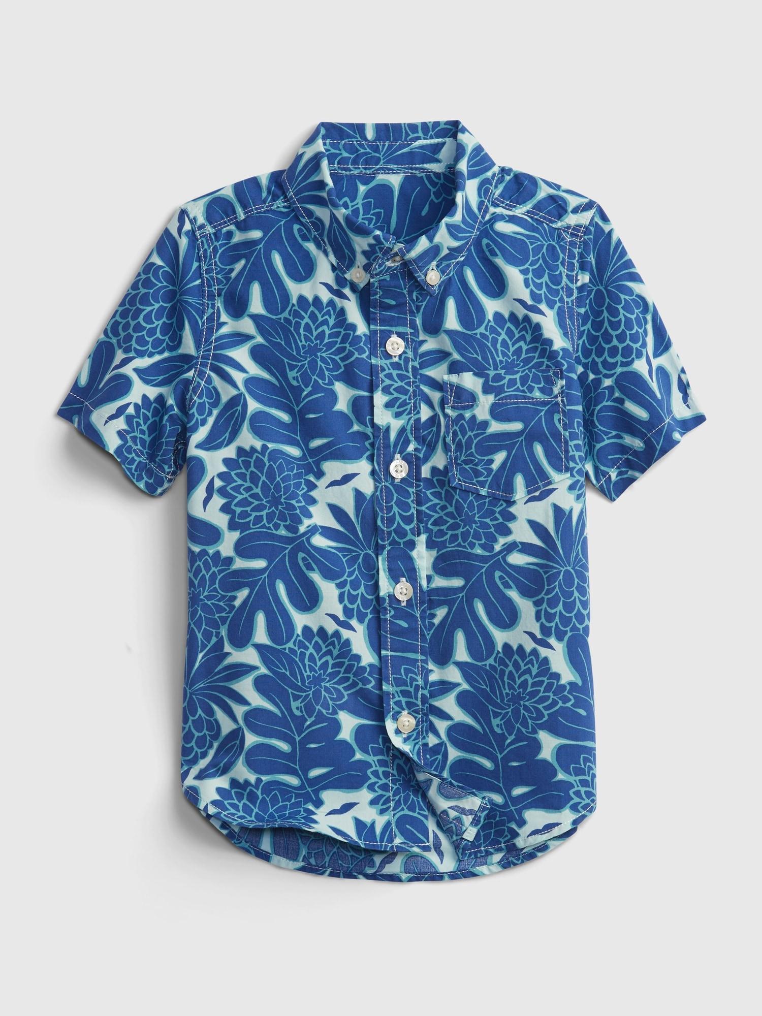 GAP Boys t-shirt blue