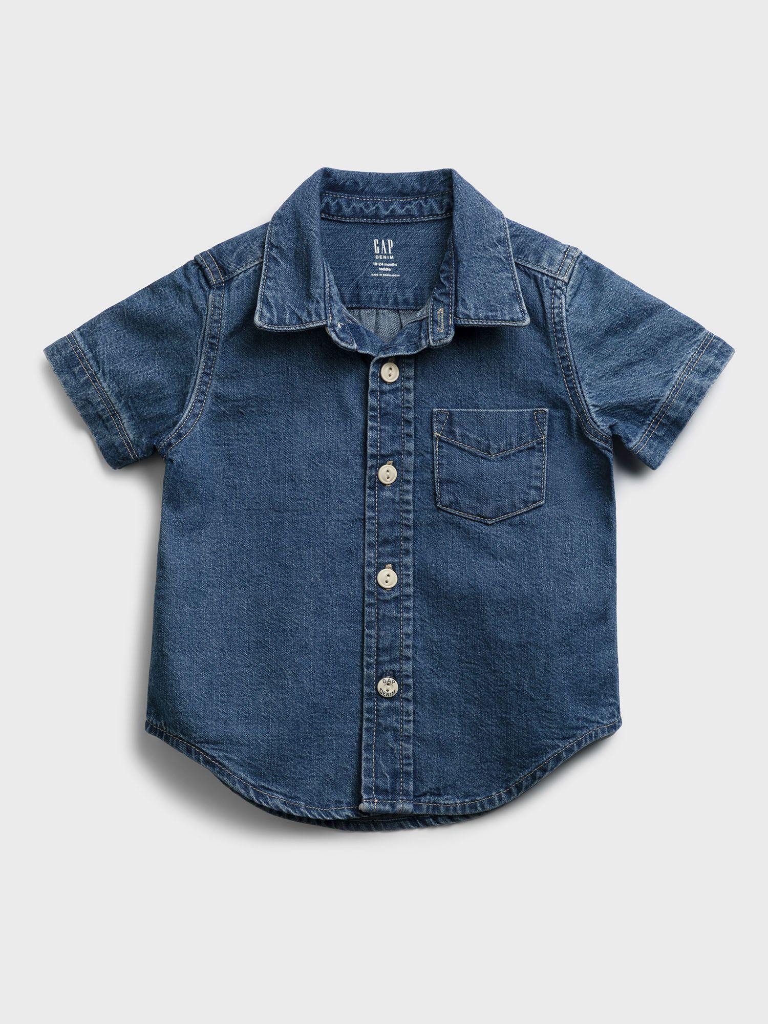 GAP Kids Shirt Blue