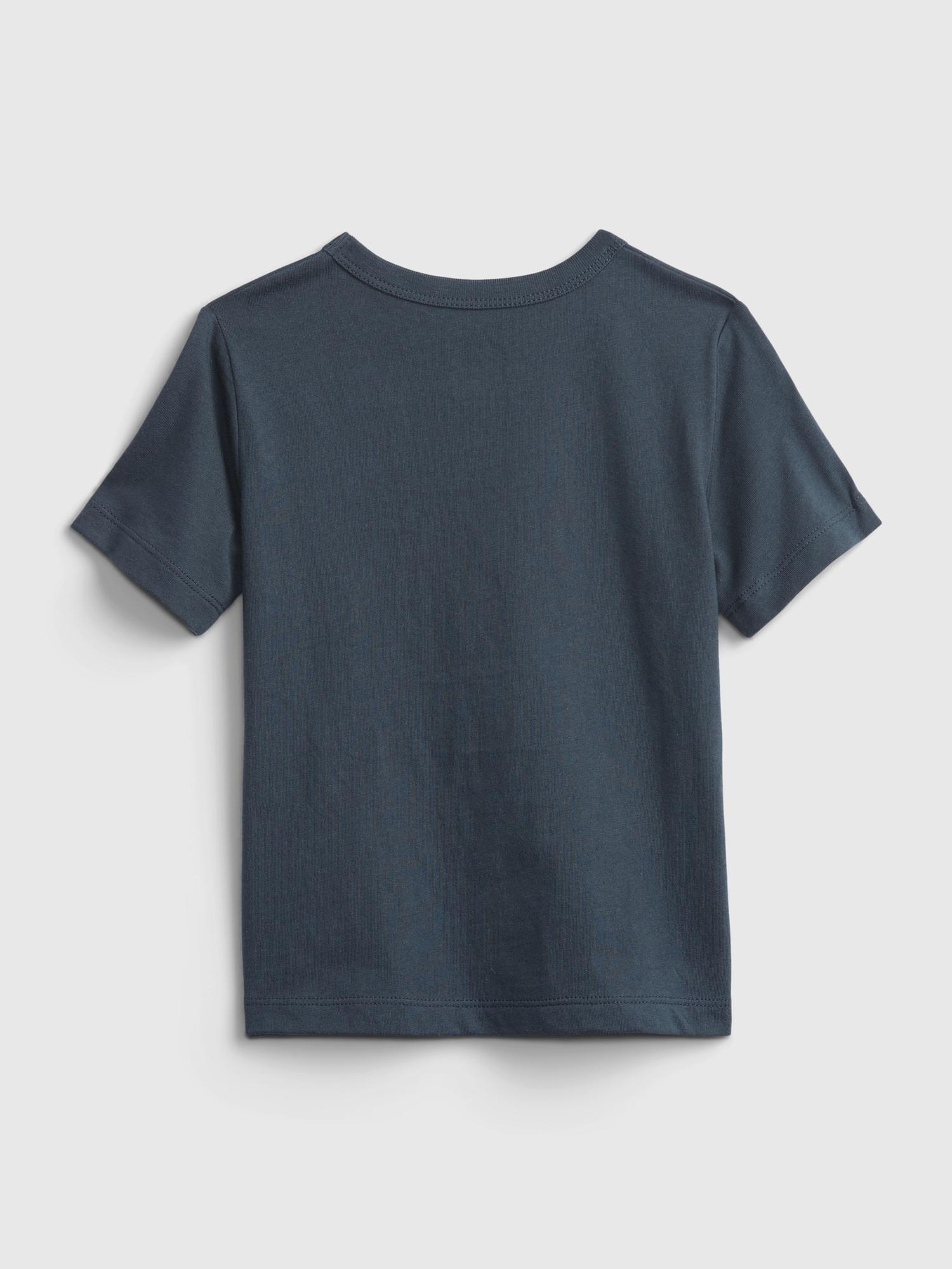 GAP Jul PTF kids T-shirt Blue