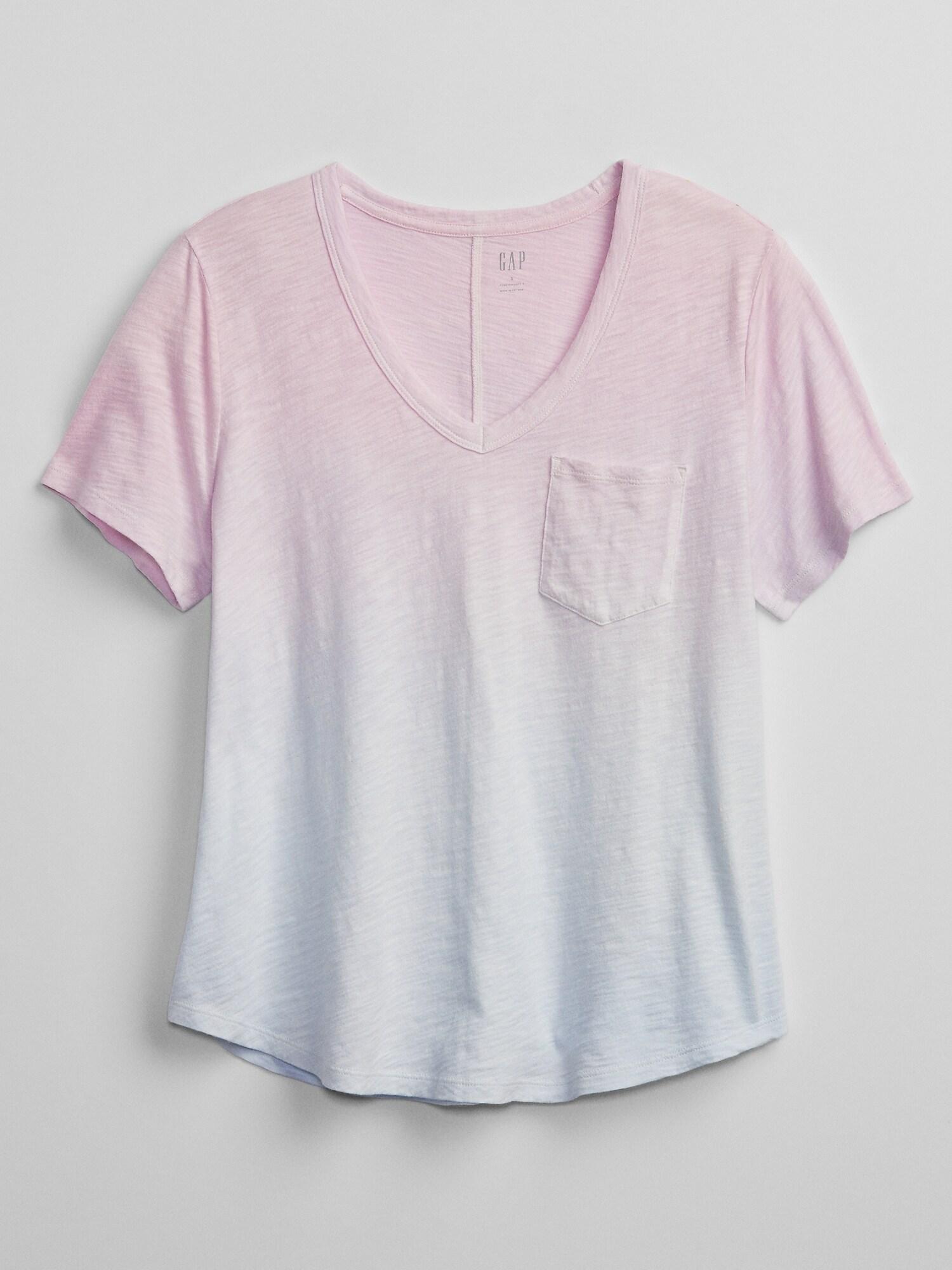 GAP purple T-shirt Foreversoft