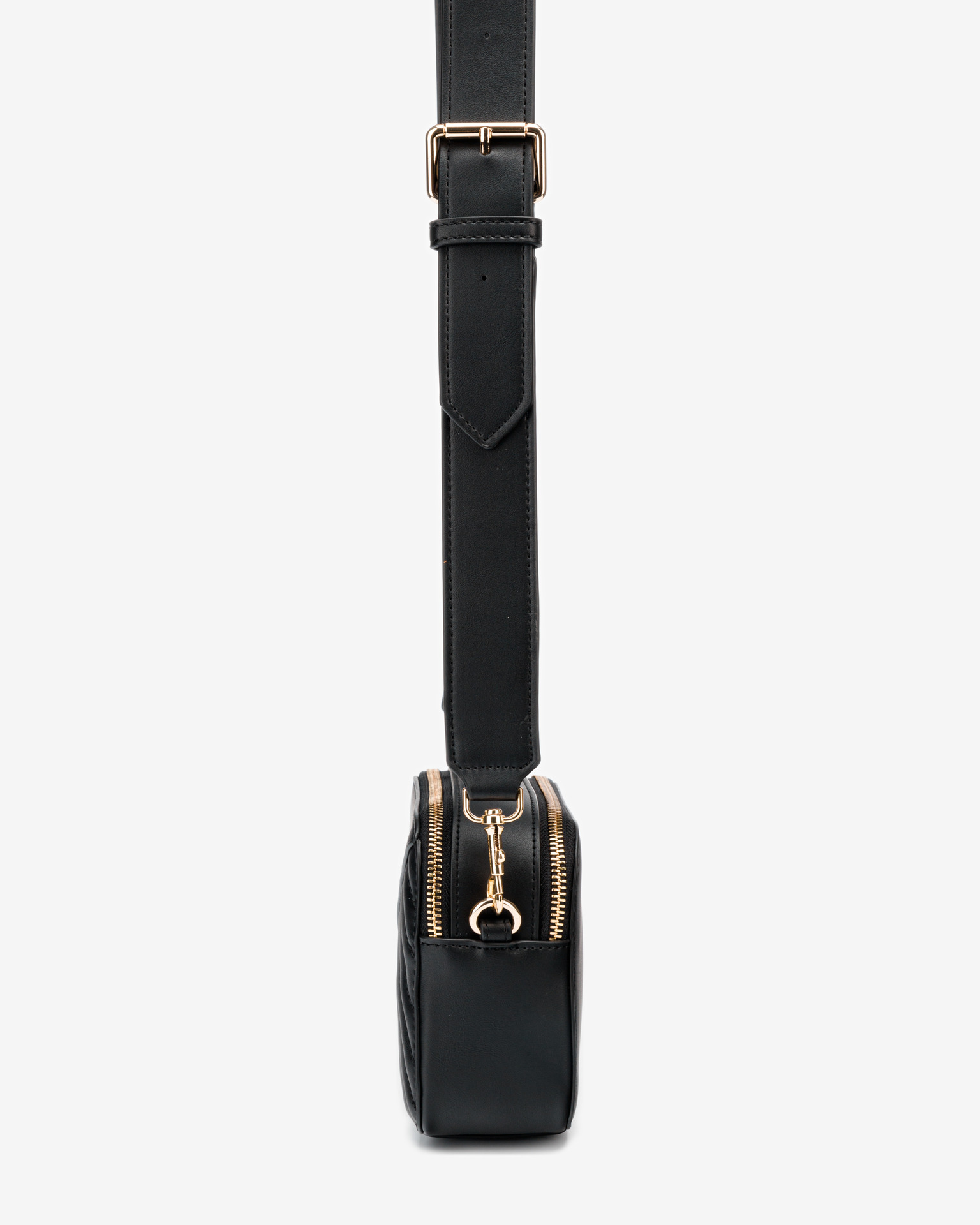 Versace Jeans Couture black crossbody bag