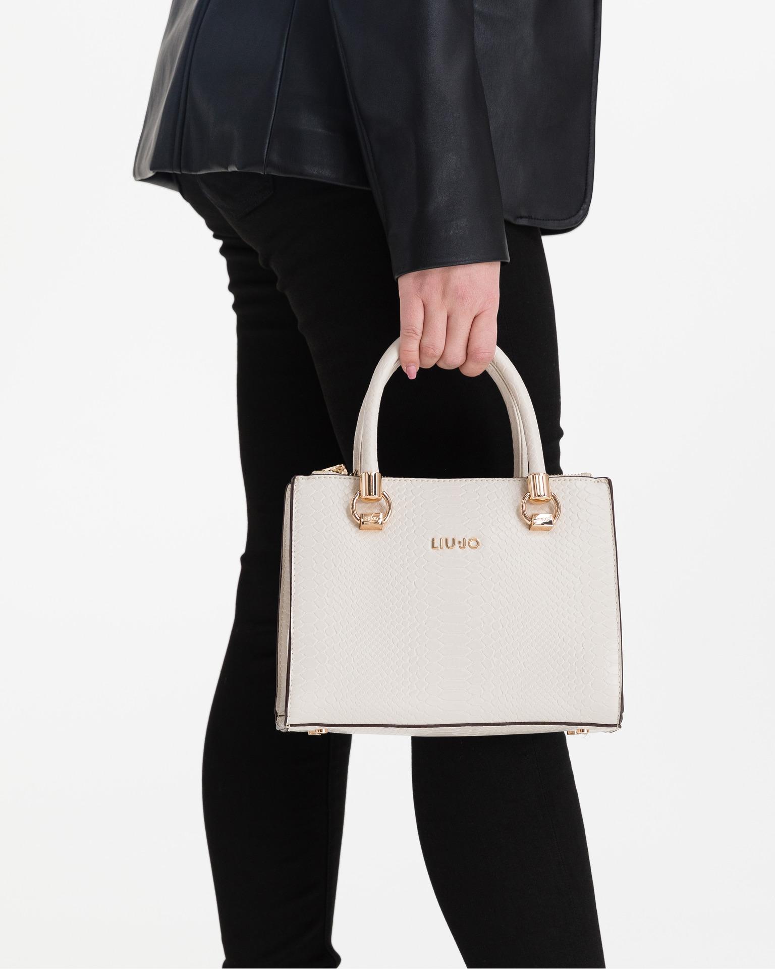 Liu Jo beige handbag