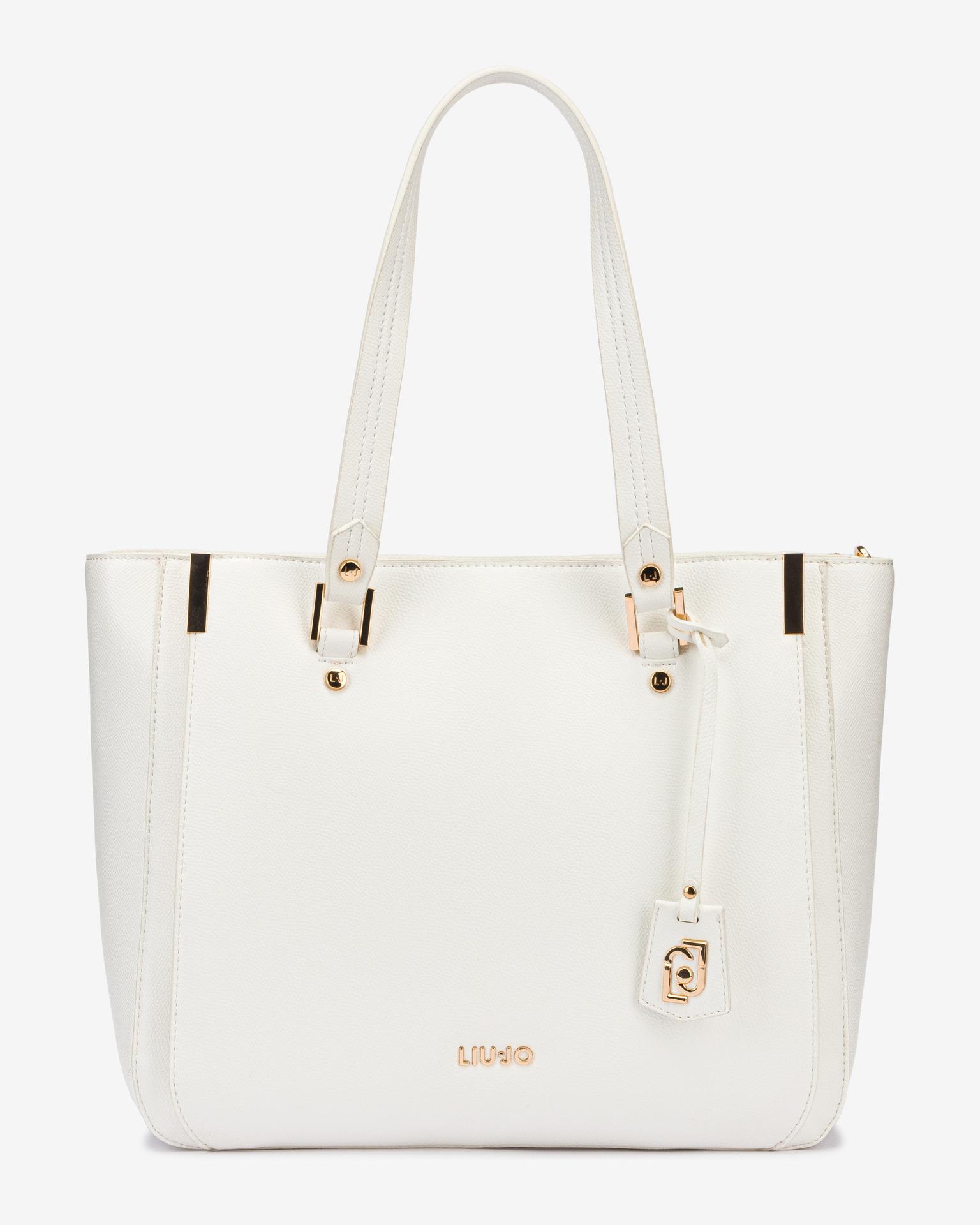 Liu Jo white handbag