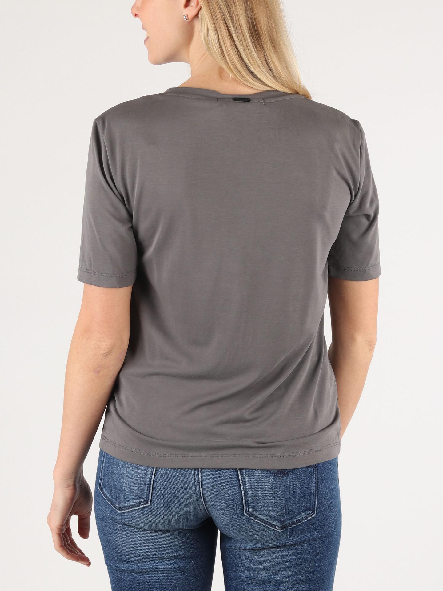 Replay Women's t-shirt grey