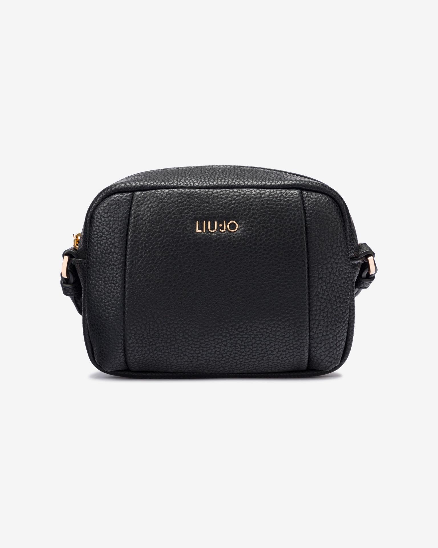 Liu Jo black crossbody bag M Beauty