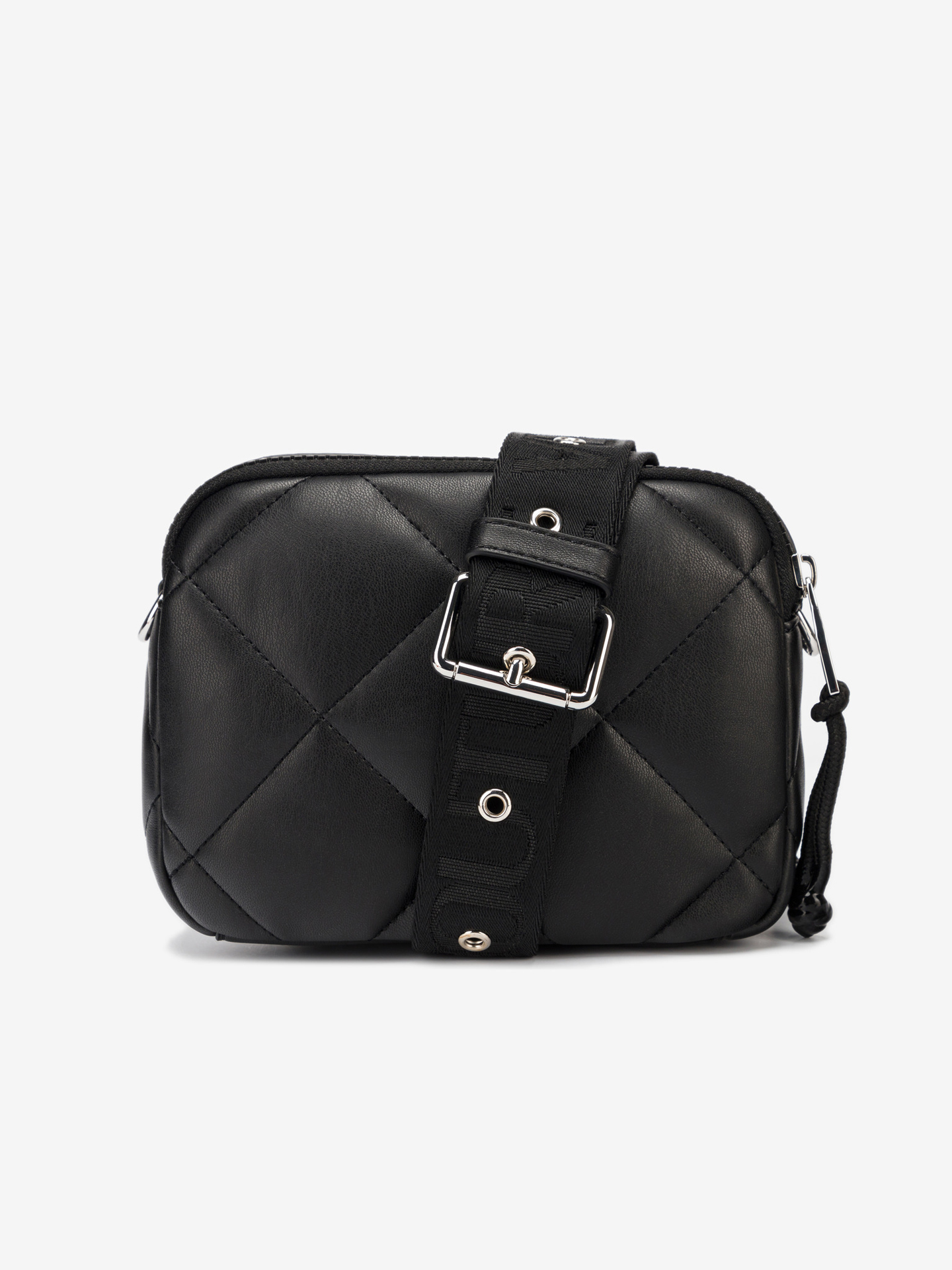 Versace Jeans Couture black crossbody handbag