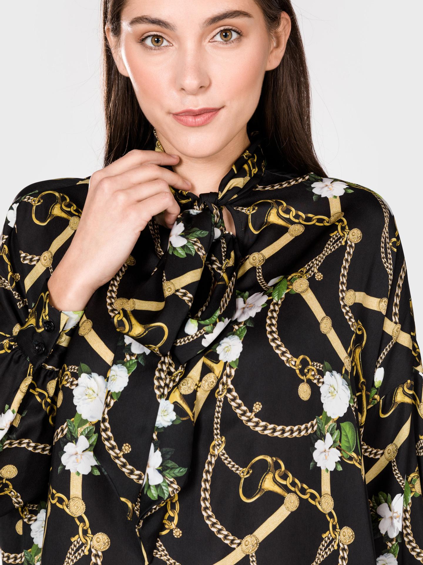 Liu Jo black blouse