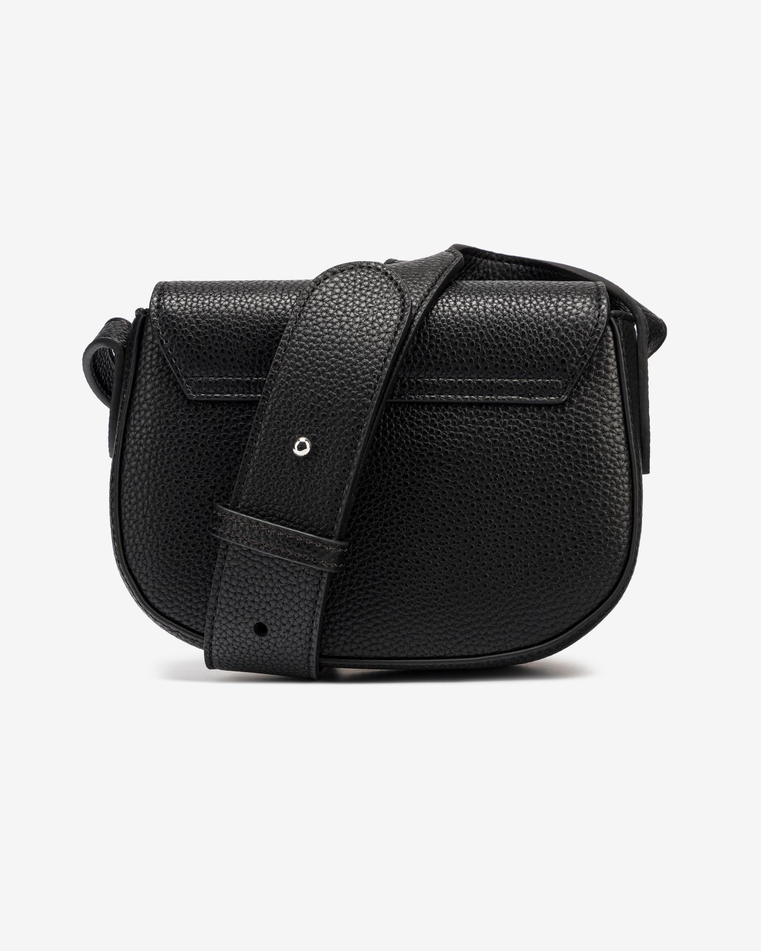 Armani Exchange black handbag