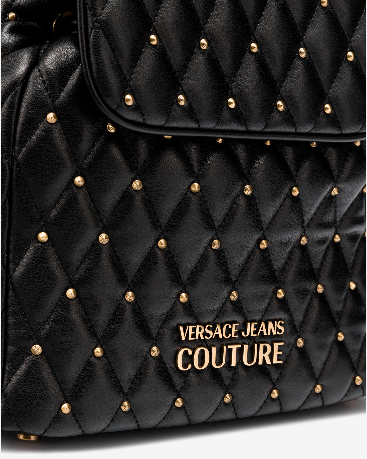 Versace Jeans Couture black backpack