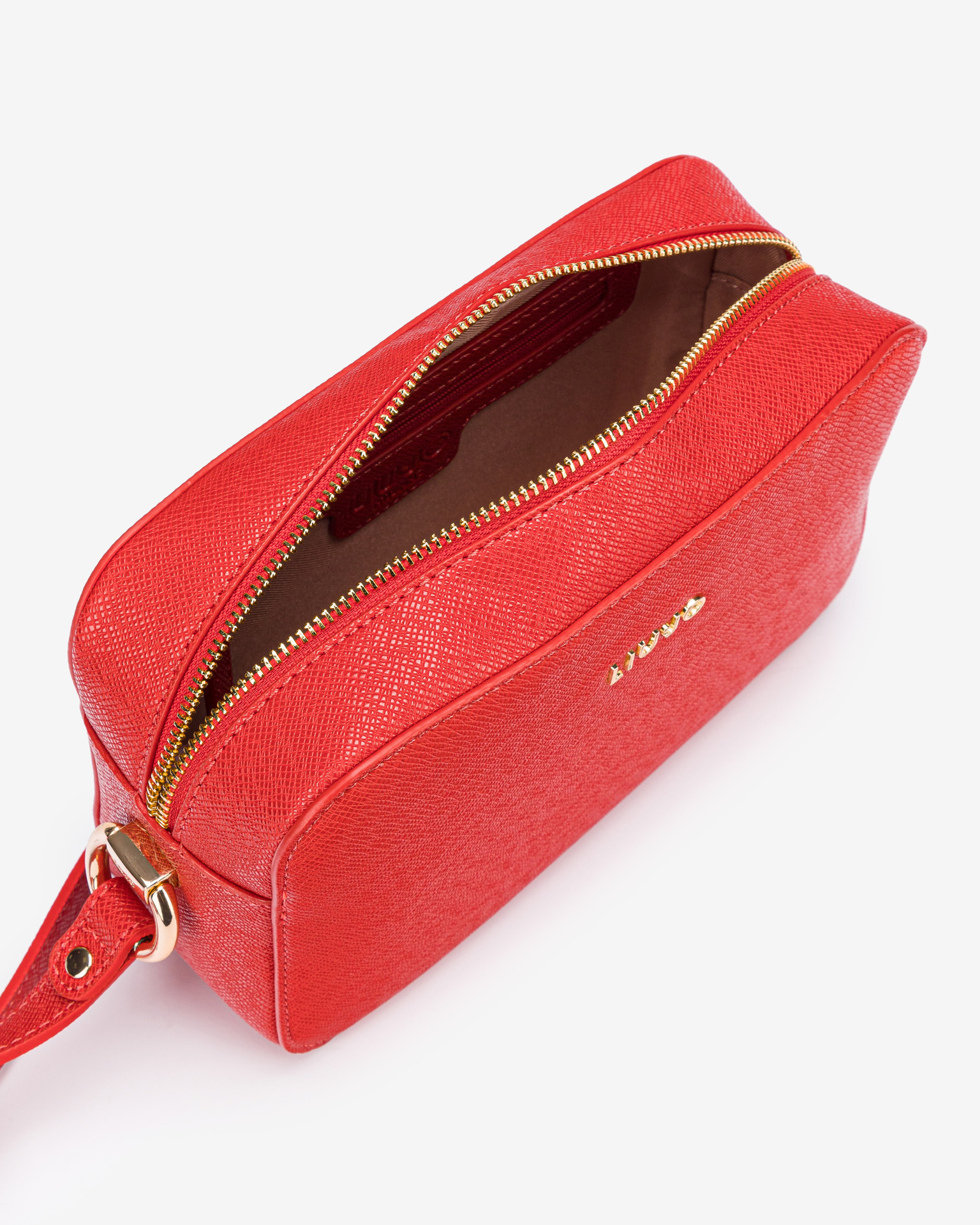 Liu Jo red crossbody bag