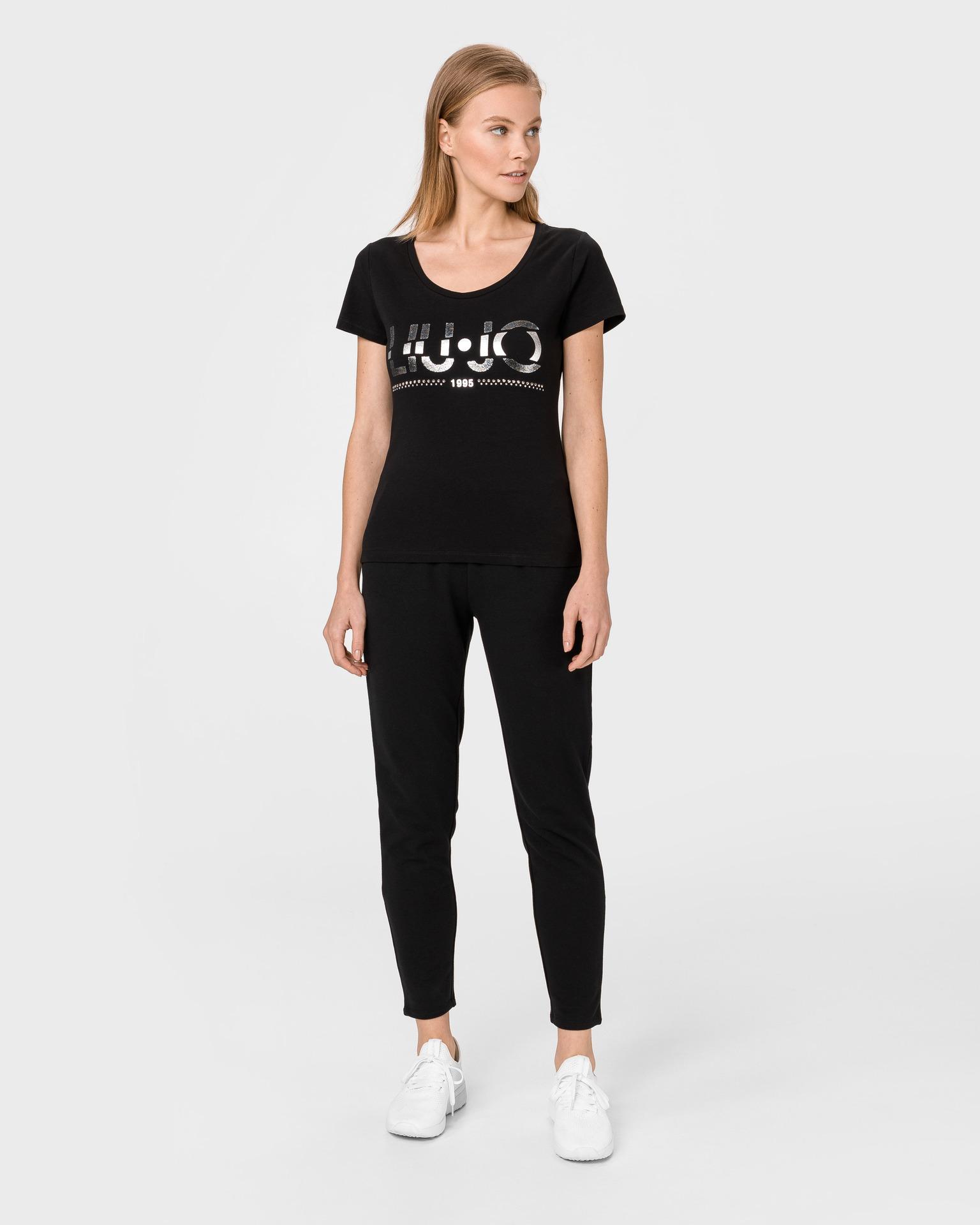Liu Jo black women´s T-shirt