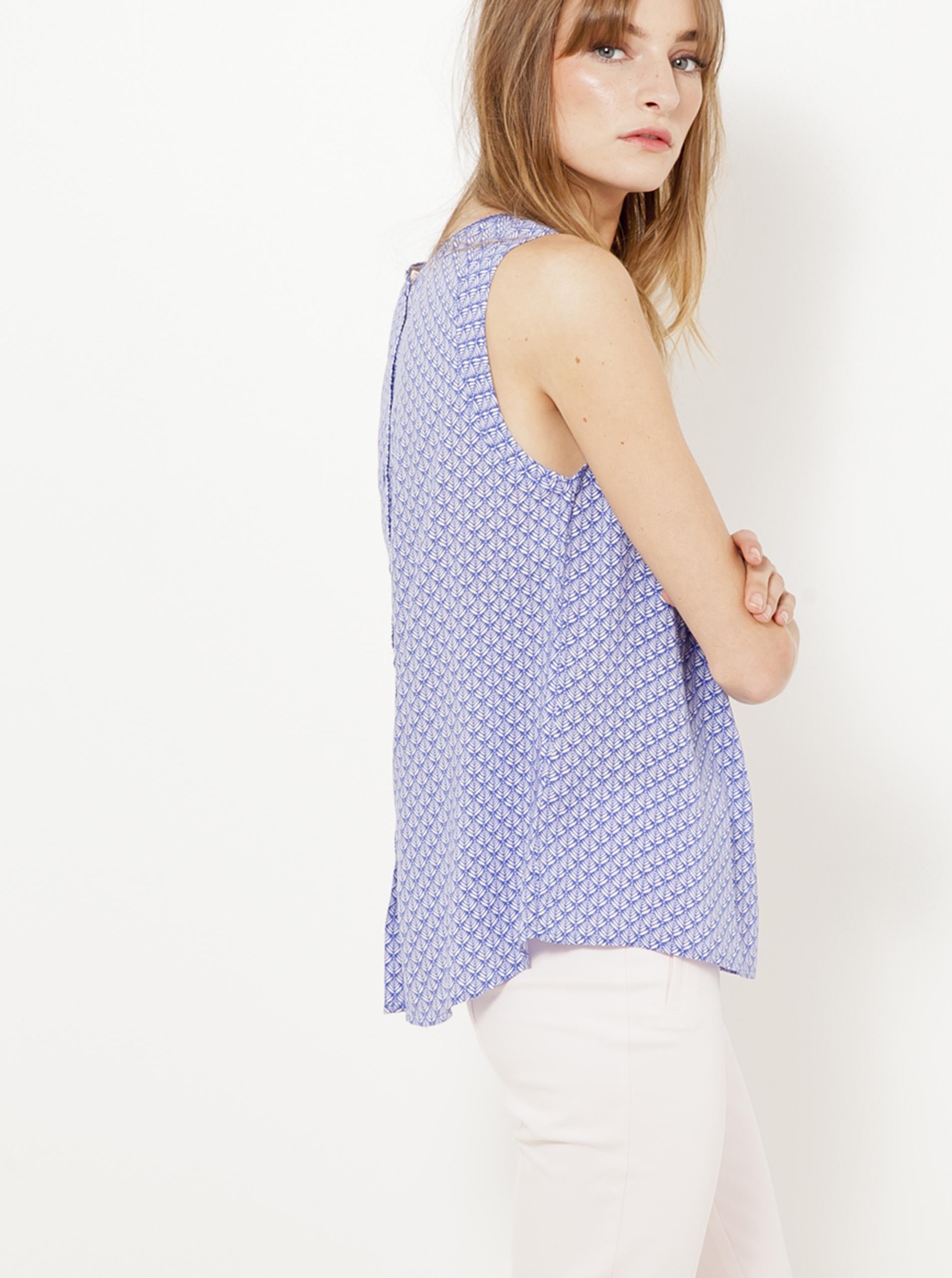 CAMAIEU Women's blouse blue