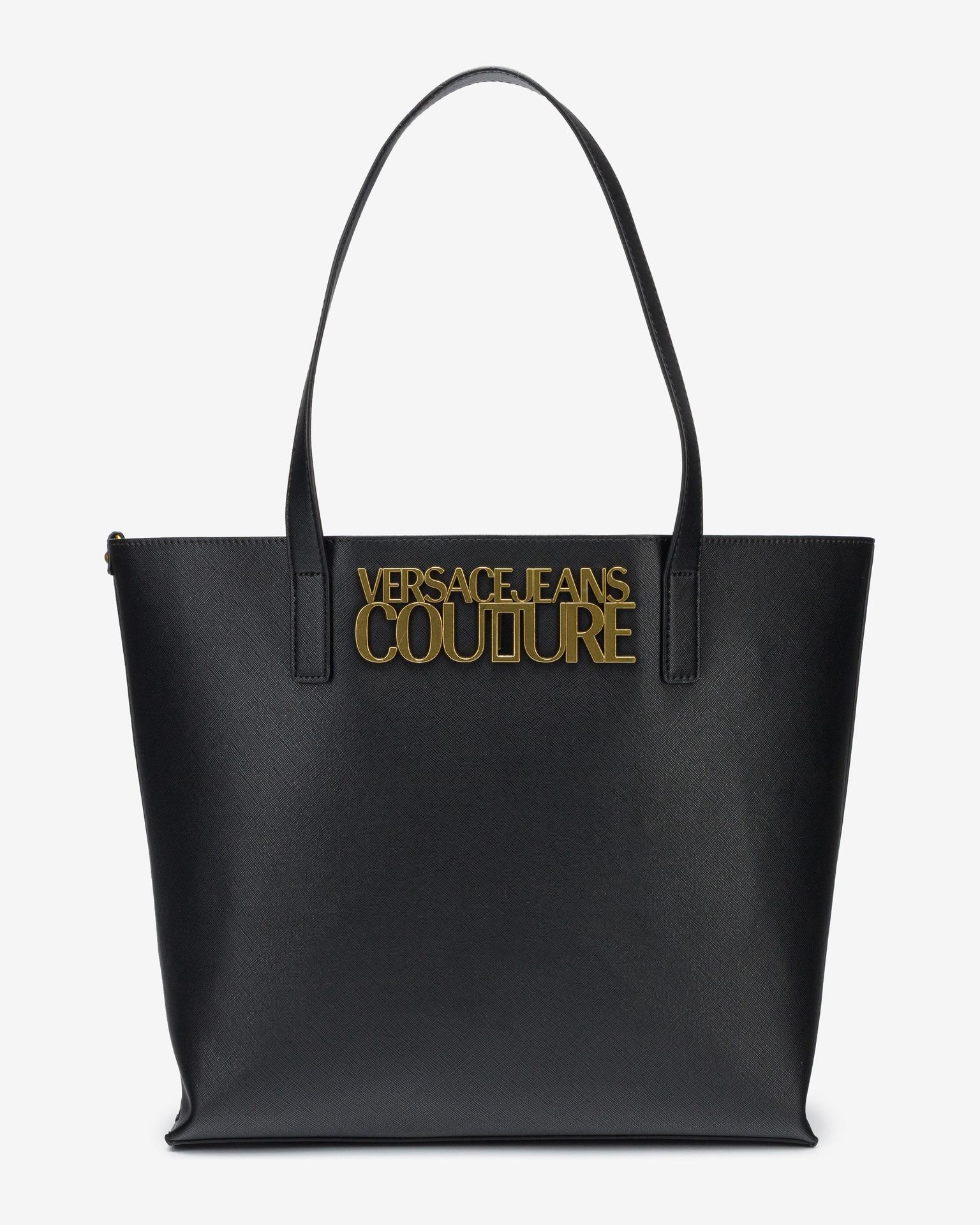 Versace Jeans Couture black handbag