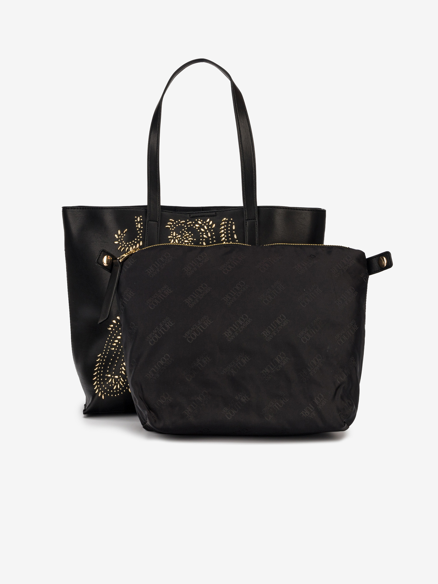 Versace Jeans Couture Handbag Black