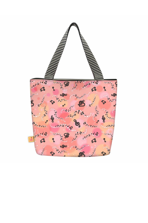 Santoro salmon lunch bag Gorjuss Little Dancer